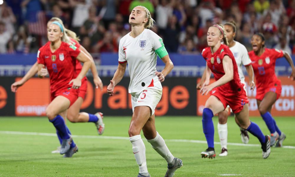 England v USA, France 2019