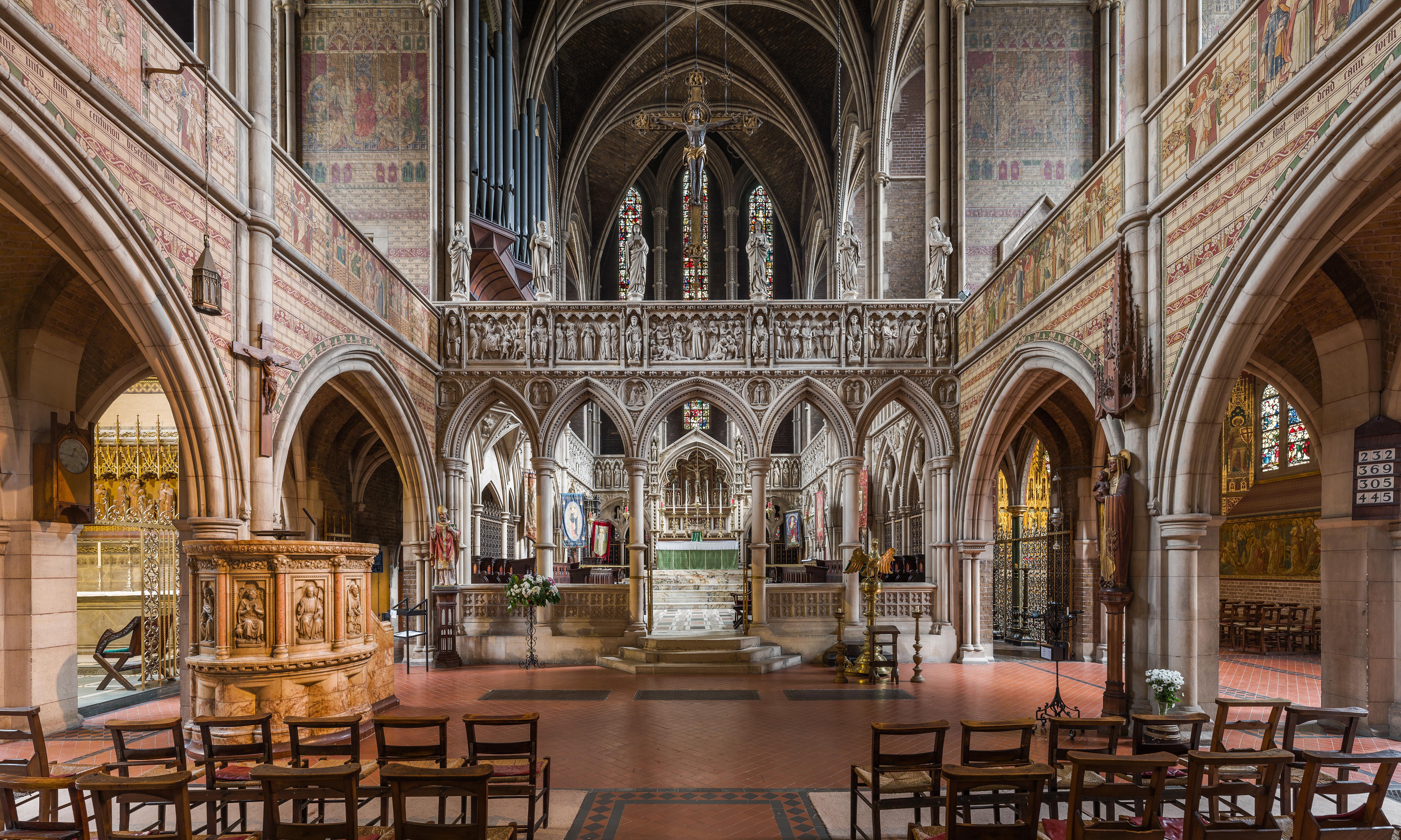 London's Victorian churches deserve a second gothic revival