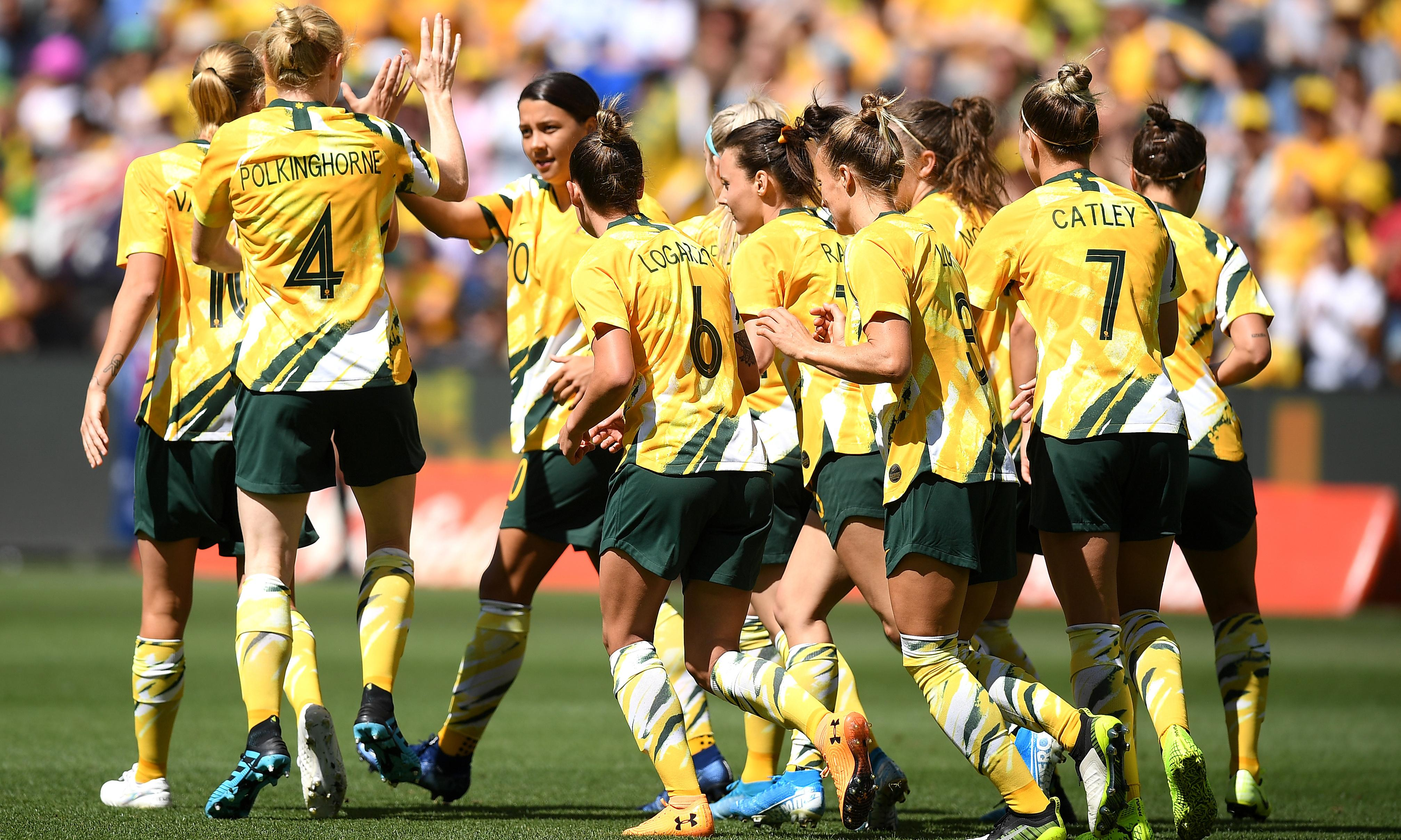 How does the Matildas' pay deal stack up against the rest?