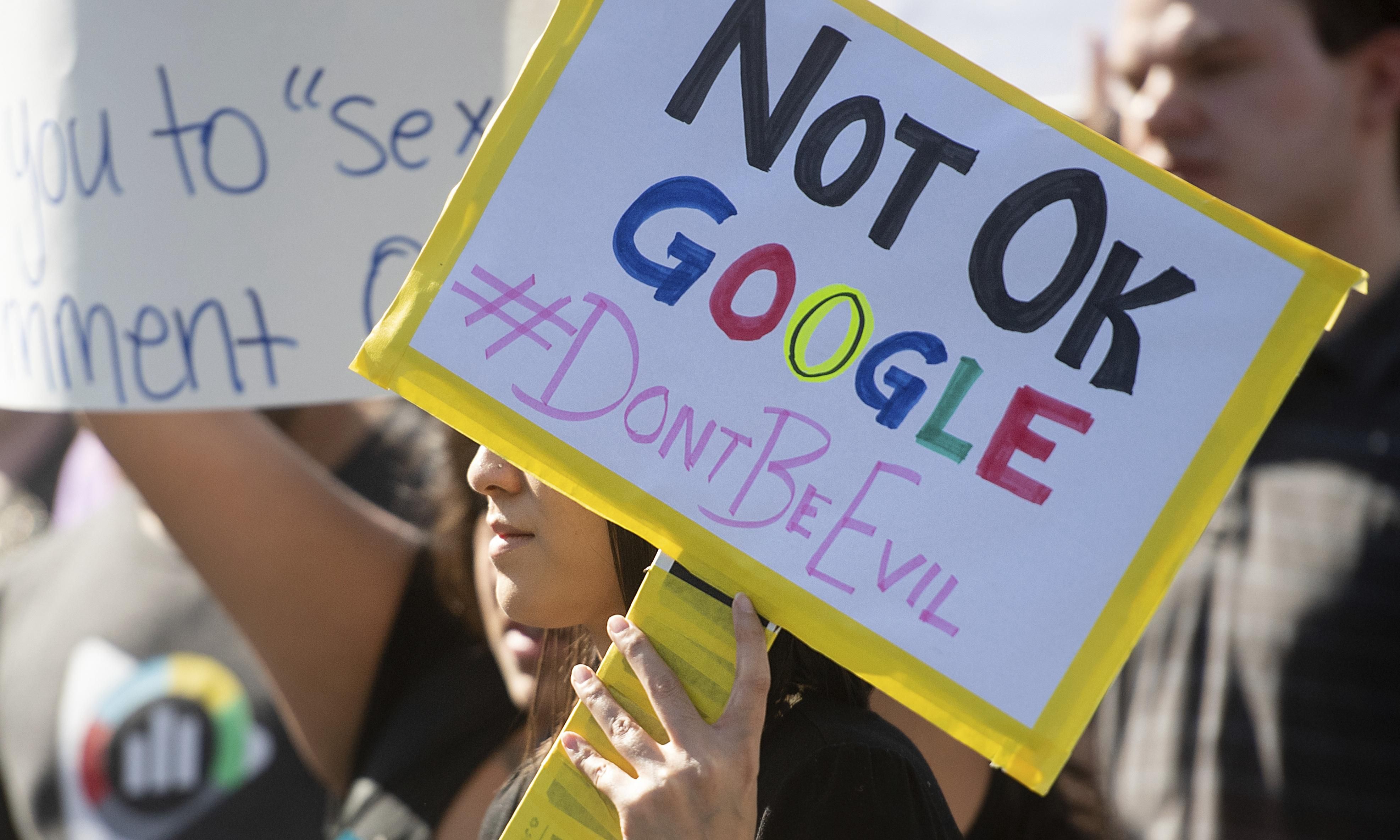 'I've paid a huge personal cost': Google walkout organizer resigns over alleged retaliation