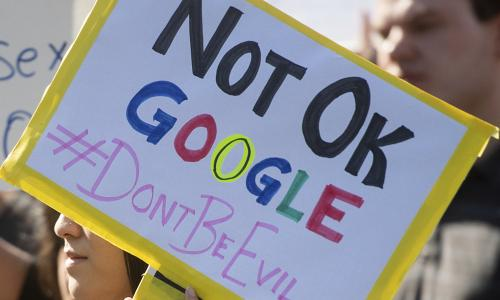 'A race to the bottom': Google temps are fighting a two-tier labor system
