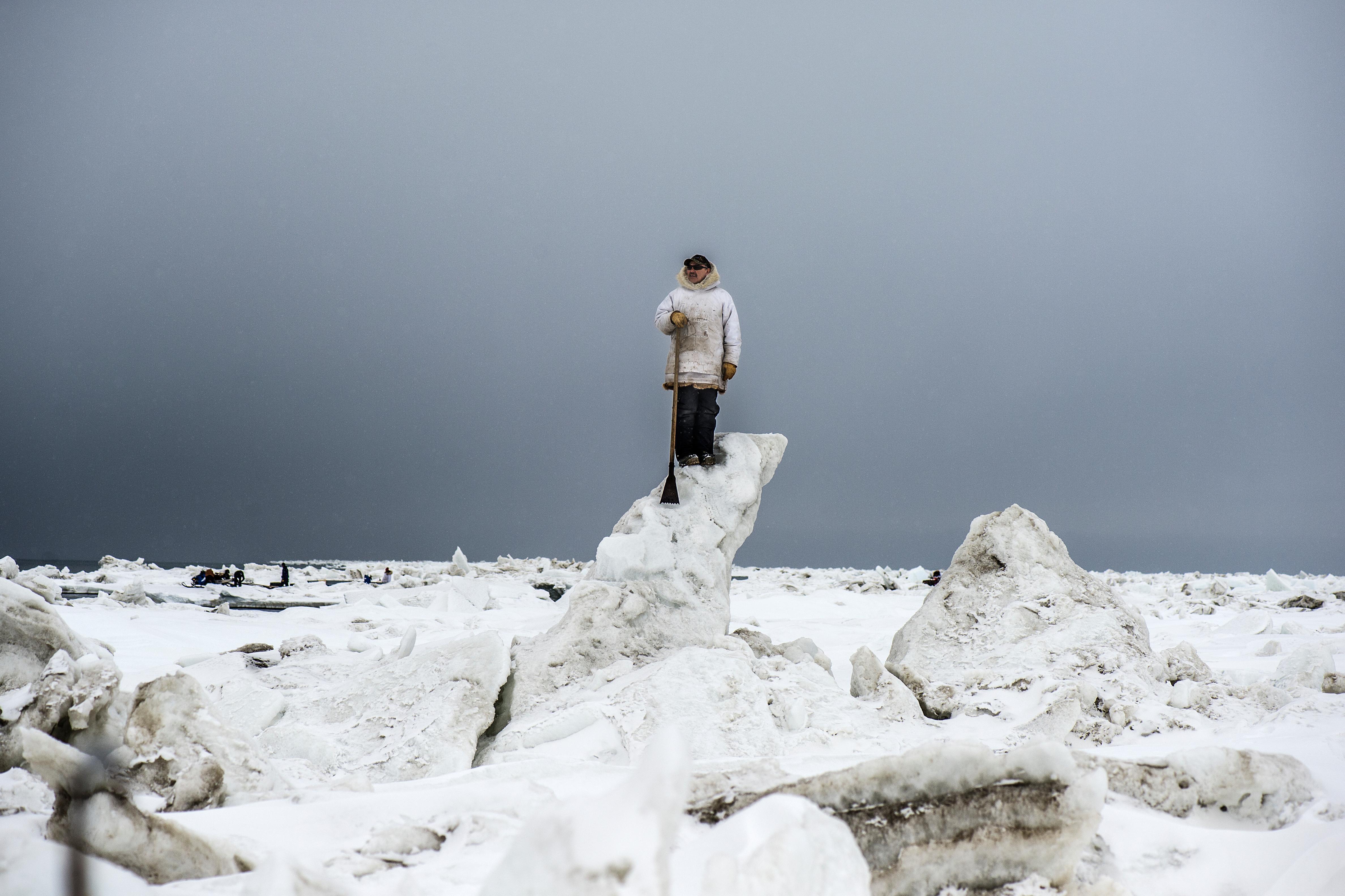 Arctic: a Double Polar Expedition - photo essay