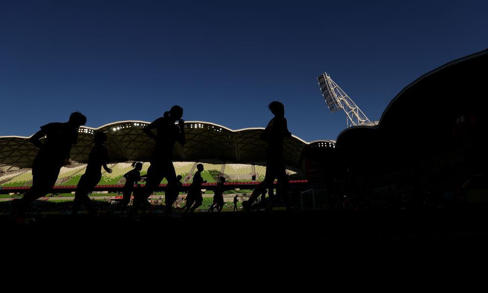 AAMI Park in Melbourne
