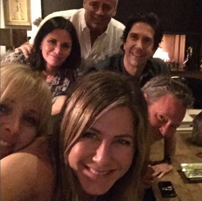 Jennifer Aniston: The One Where She Breaks the Internet