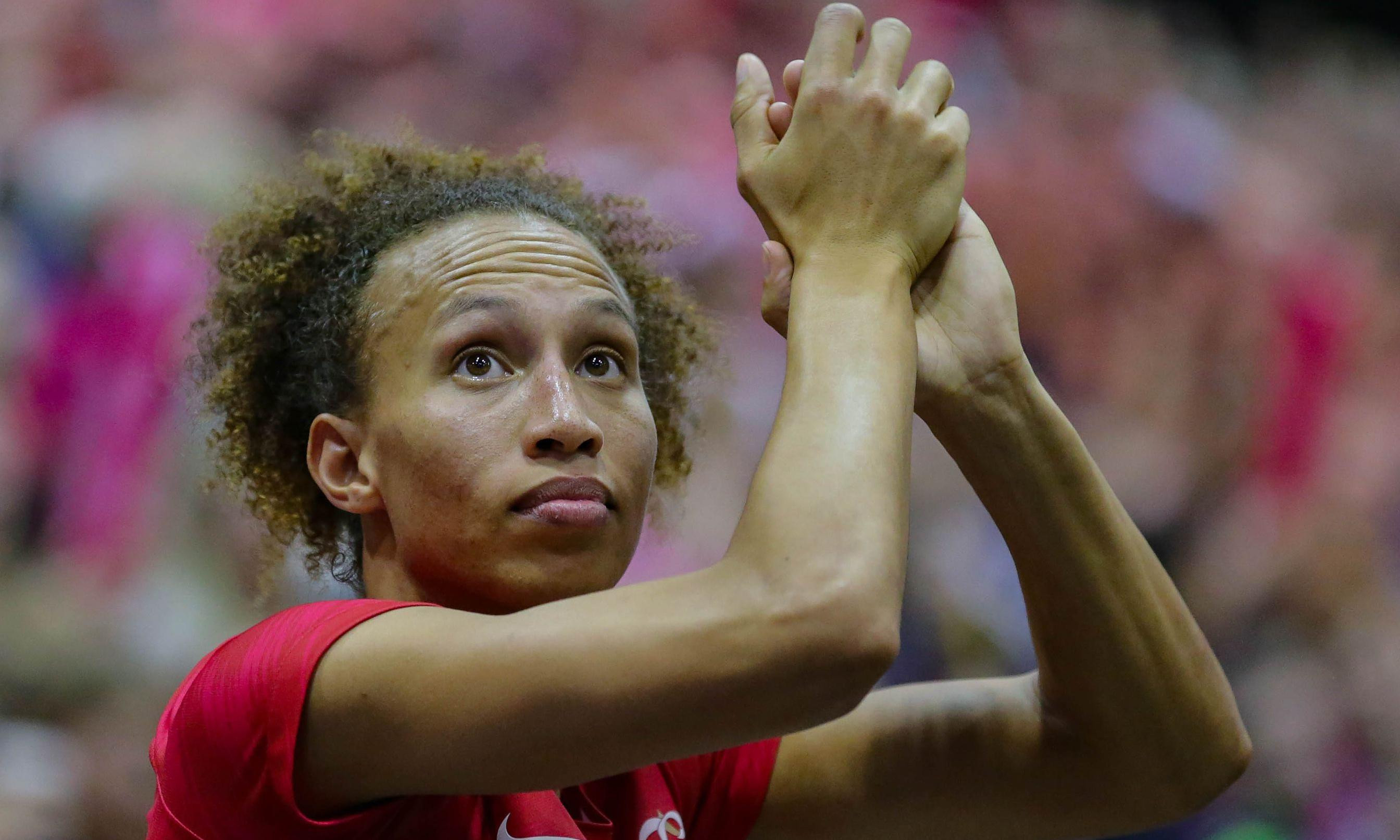 Serena Guthrie gets nod to captain England at Netball World Cup