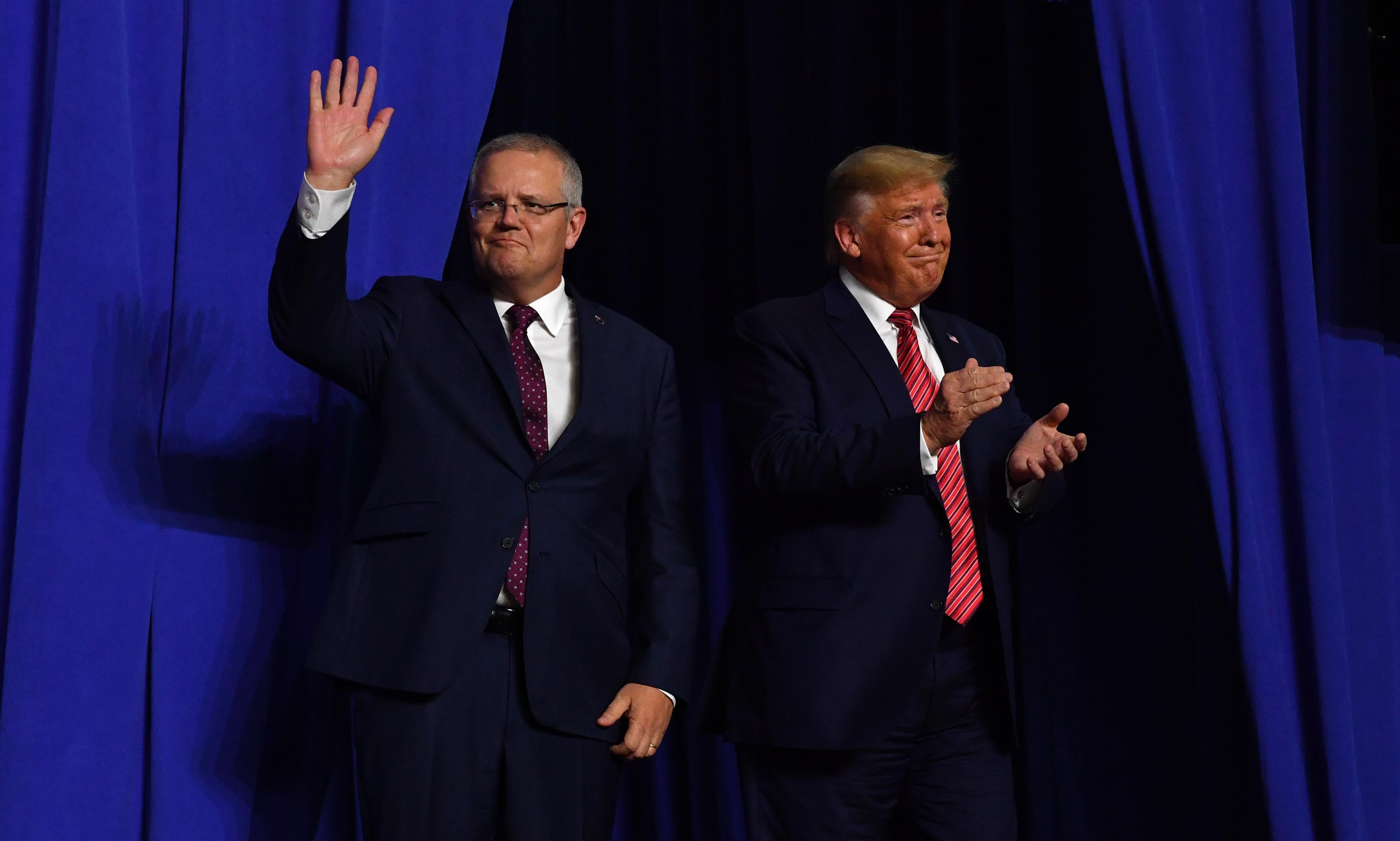 Scott Morrison ducks questions on Australia's emissions strategy for 2050