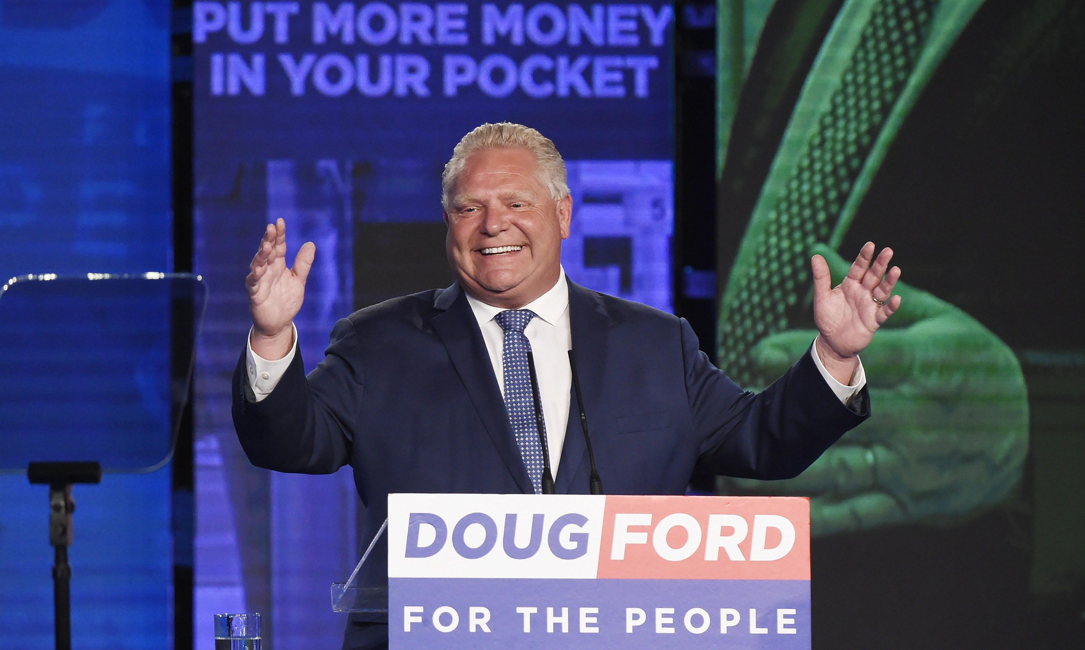 Canada: why Doug Ford is kryptonite for Conservatives' election hopes