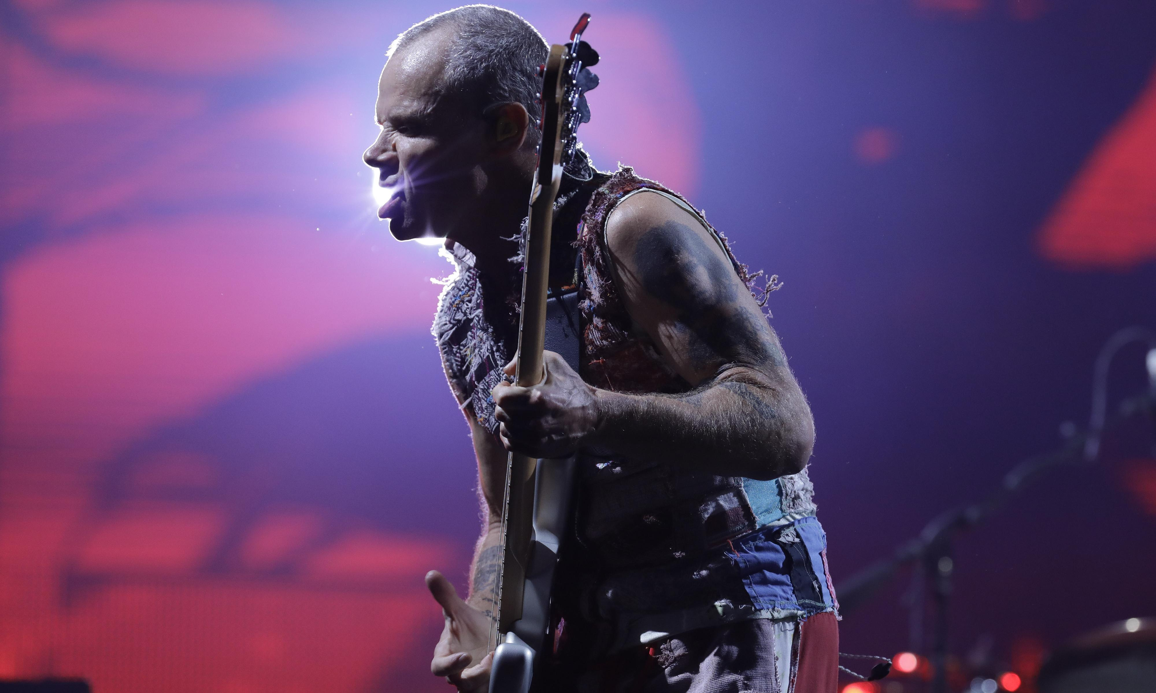 Flea on life before the Chili Peppers: 'I grew up running around naked'
