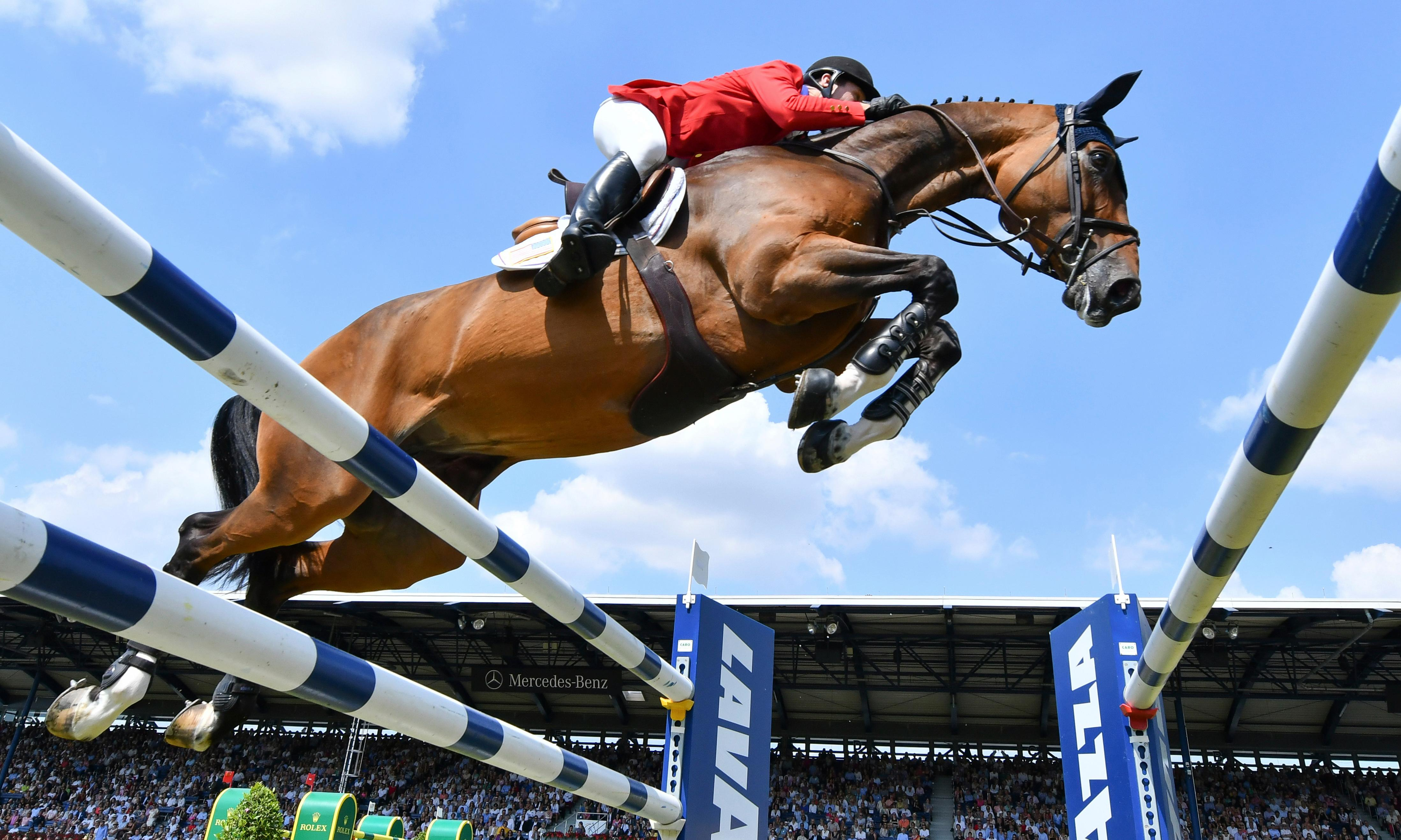 George Morris, US Olympic equestrian medalist and coach, given lifetime ban