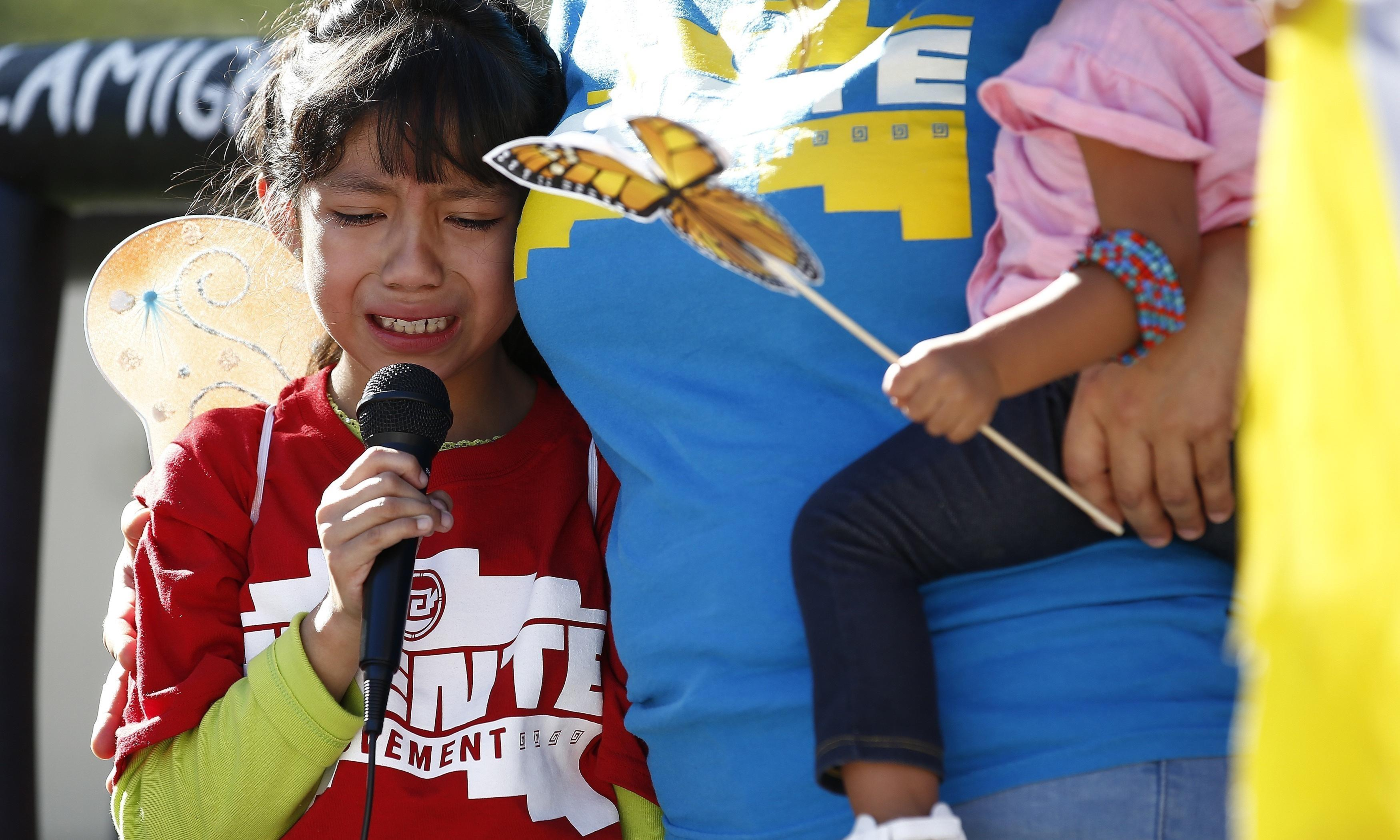 Judge gives Trump administration six months to identify children separated from families