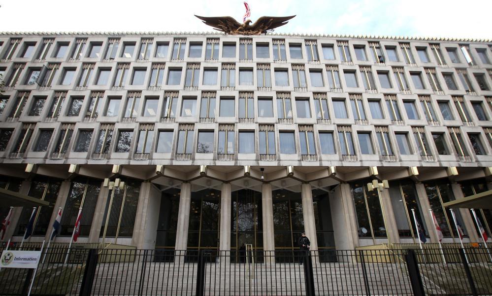 US current embassy