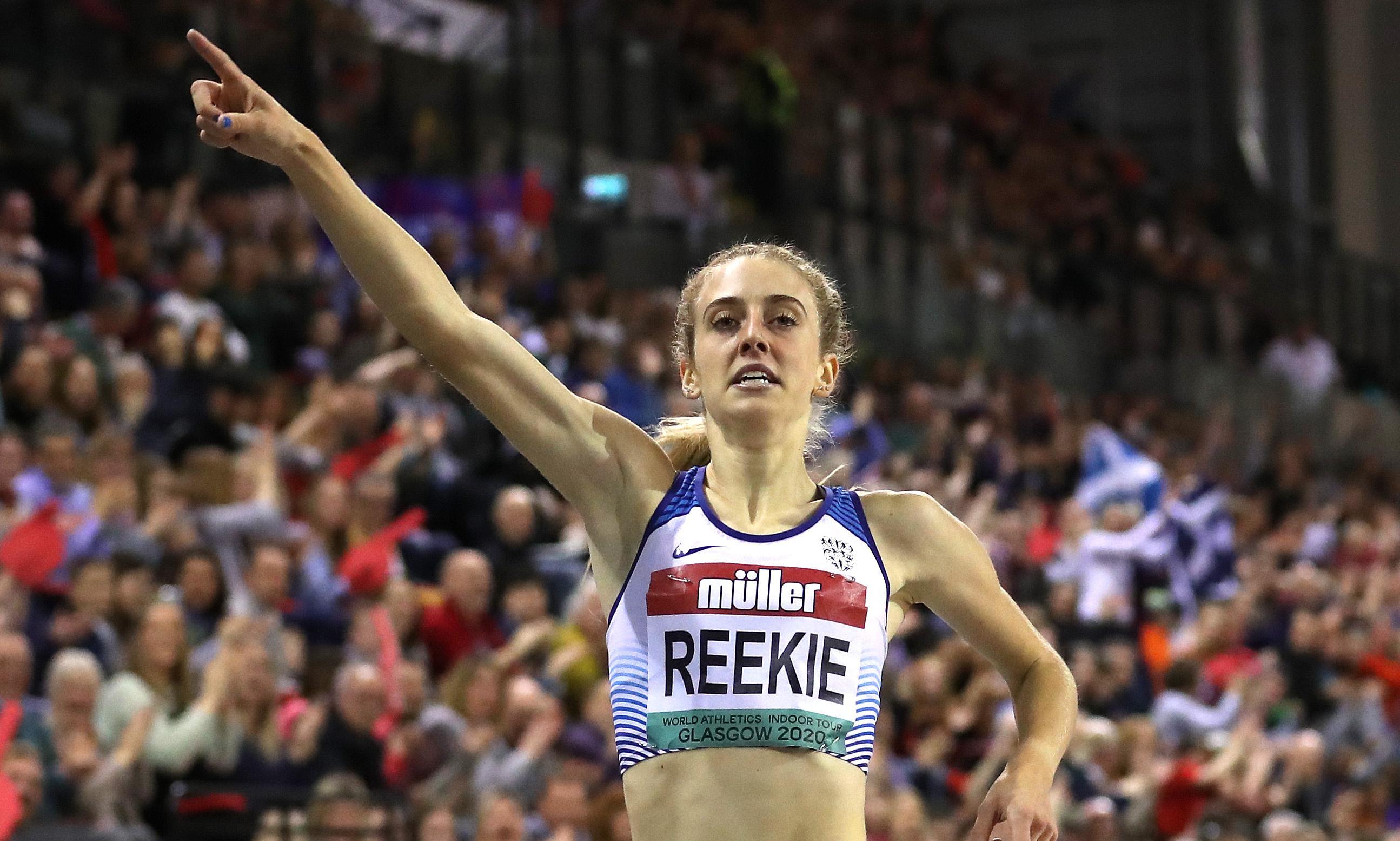 Jemma Reekie takes biggest scalp yet as she beats 800m world champion