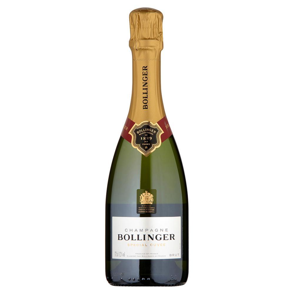 Bollinger Special Cuvee: tally ho.