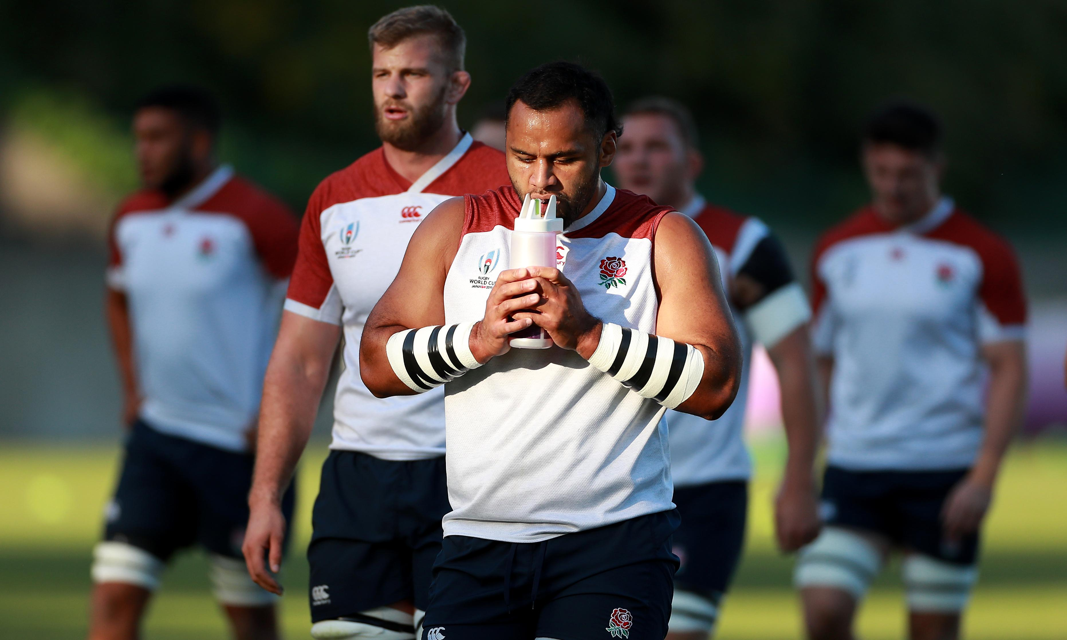 'We turn up, or we are going home' – Billy Vunipola spells it out for England