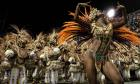 Photo highlights of the day: carnival in Rio and Taiwan earthquake rescue