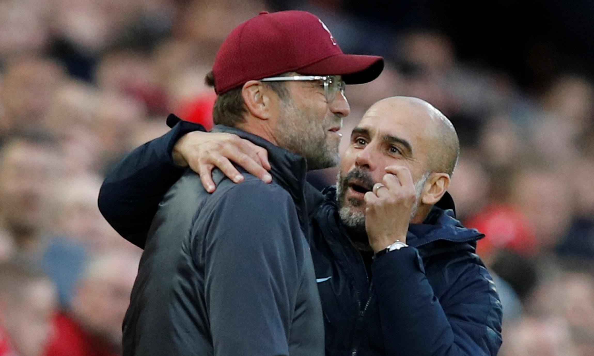 Liverpool are unstoppable right now, admits Manchester City's Pep Guardiola