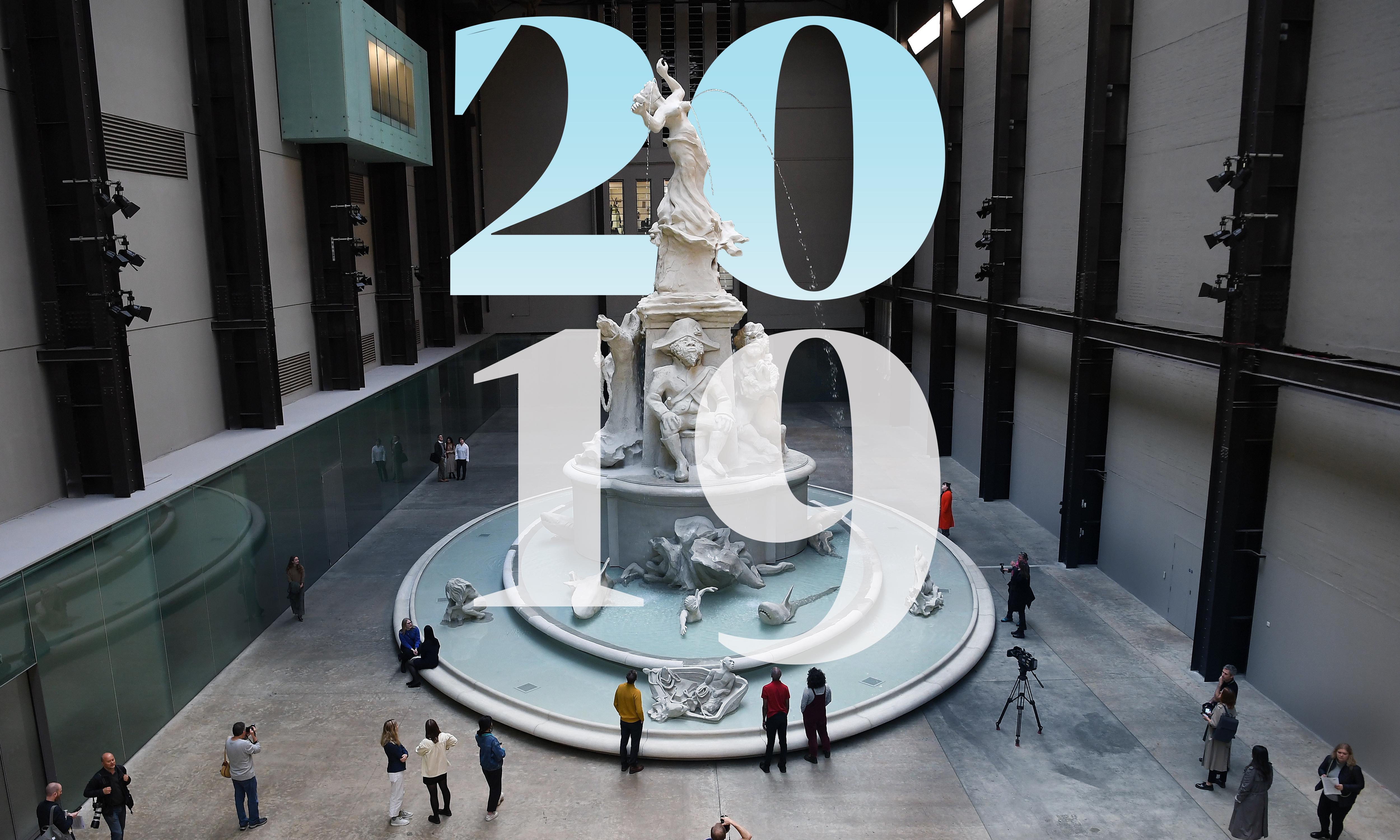 Top 20 art exhibitions of 2019