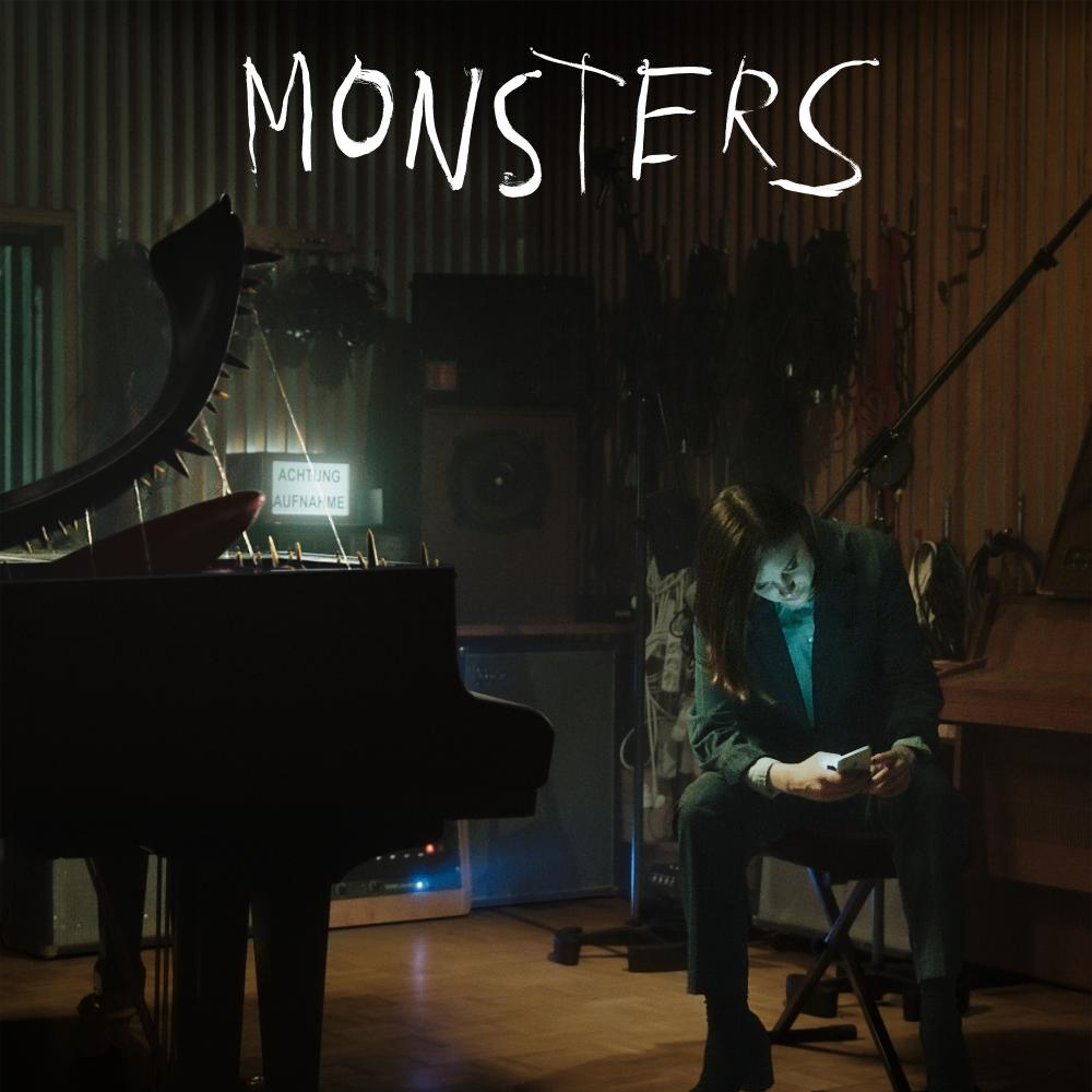 Sophia Kennedy: Monsters album cover