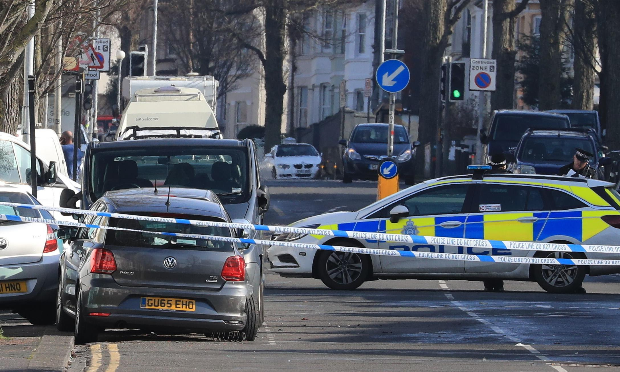 Man charged with murder of Islamists' brother in Brighton