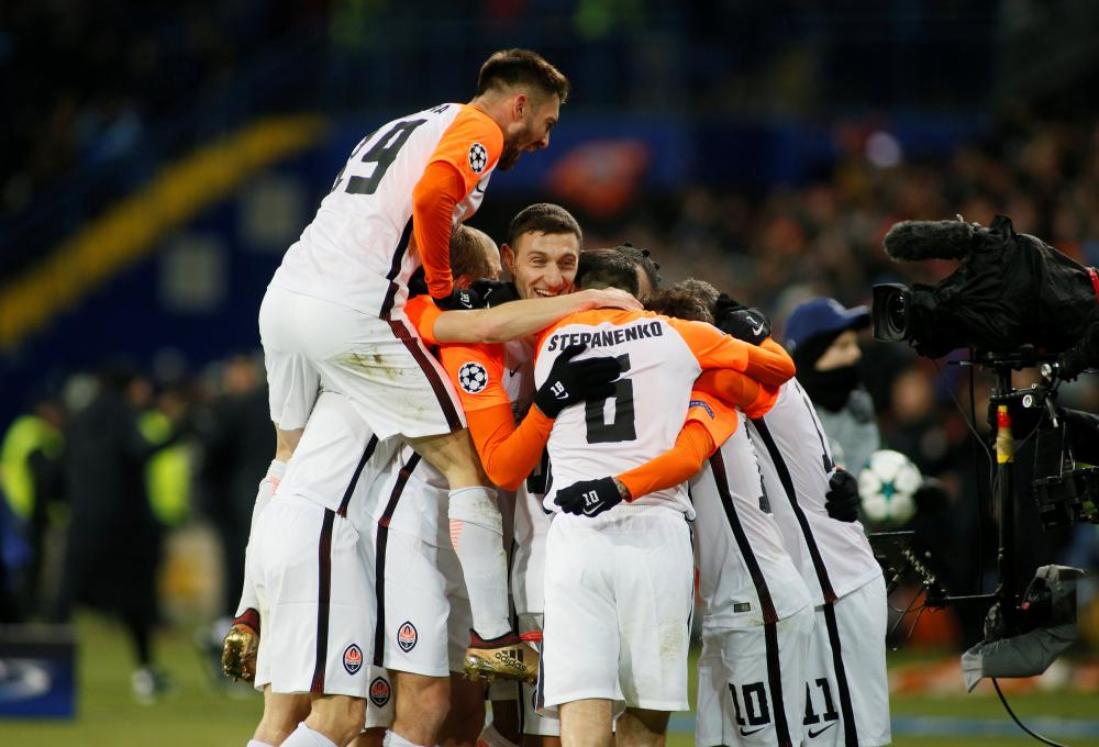 Do Shakhtar Donetsk have another surprise in store for the knockout stages?