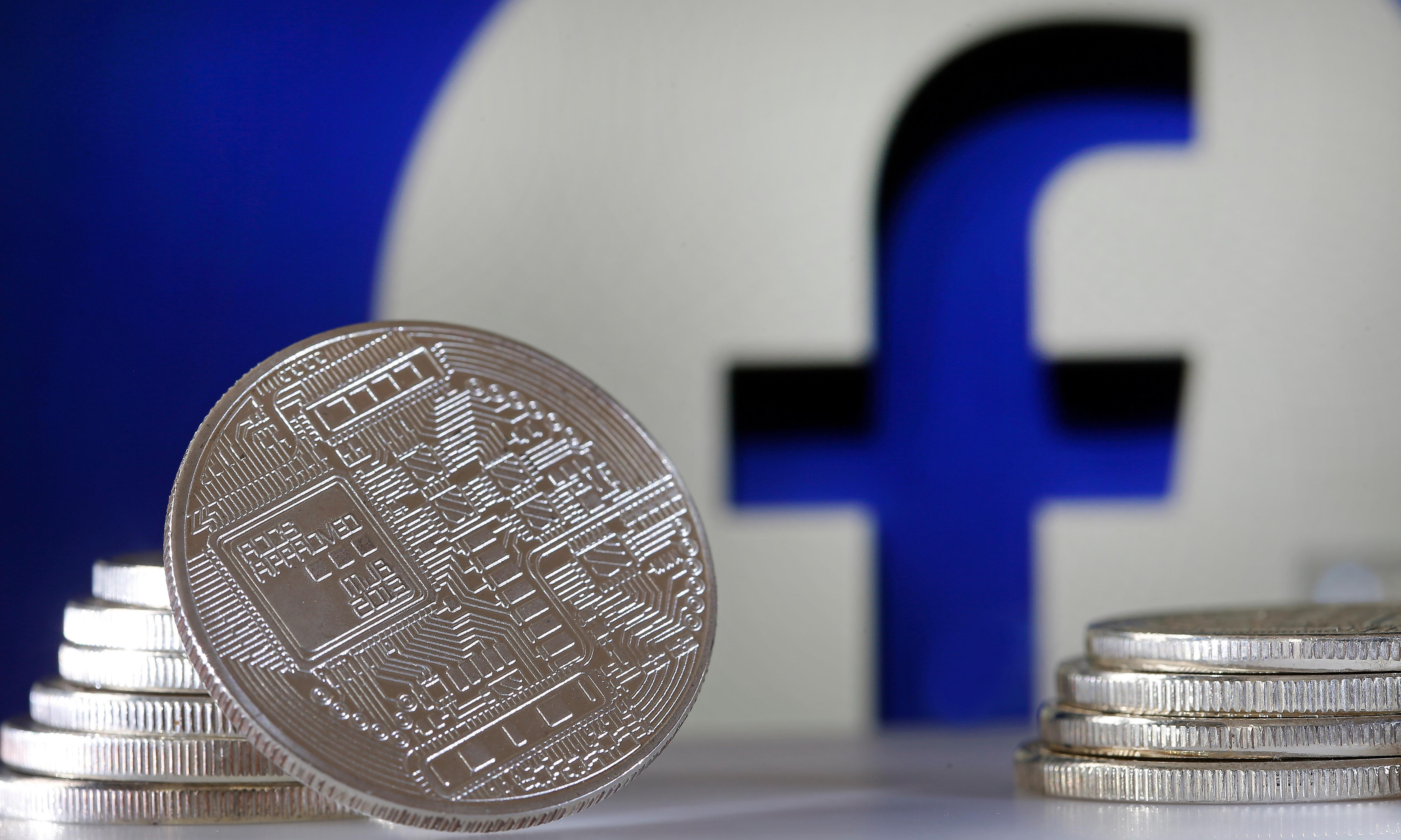 Bitcoin passes $11,000 on news of Facebook's cryptocurrency plan
