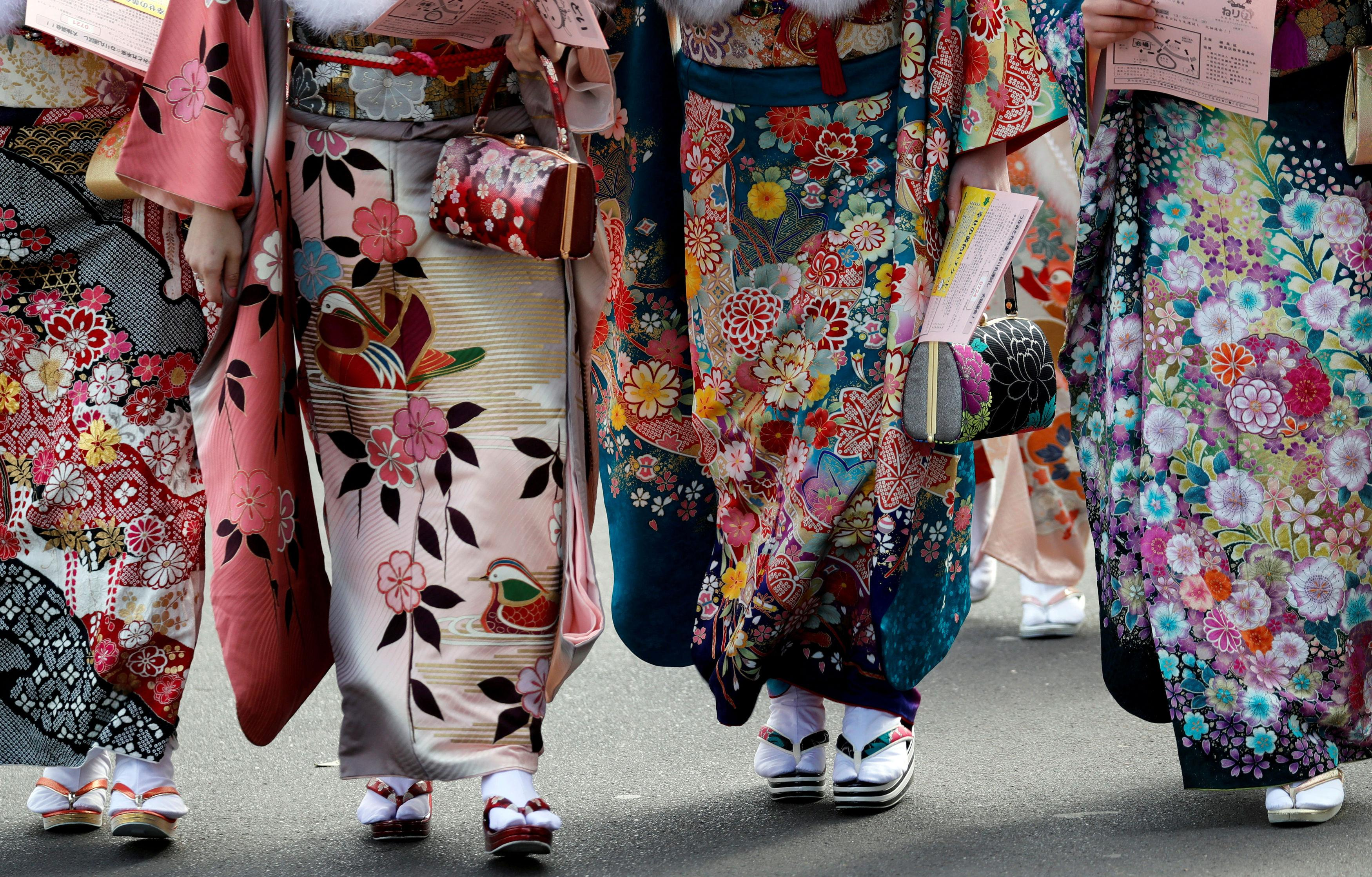 Asian women and the kimono have long been sexualized in western culture