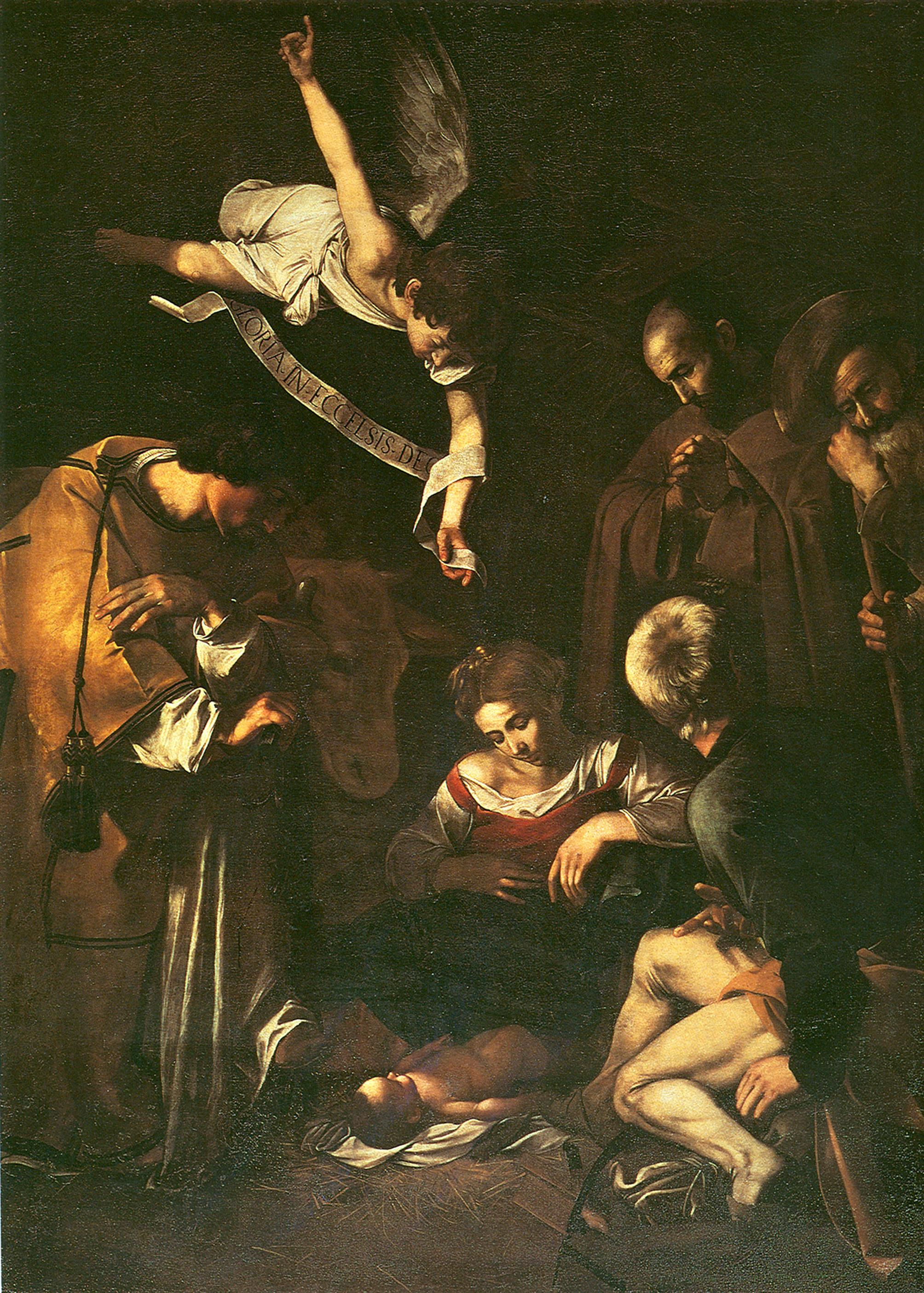 The 'kidnapped' Caravaggio: how the mafia took a razor blade to a masterpiece