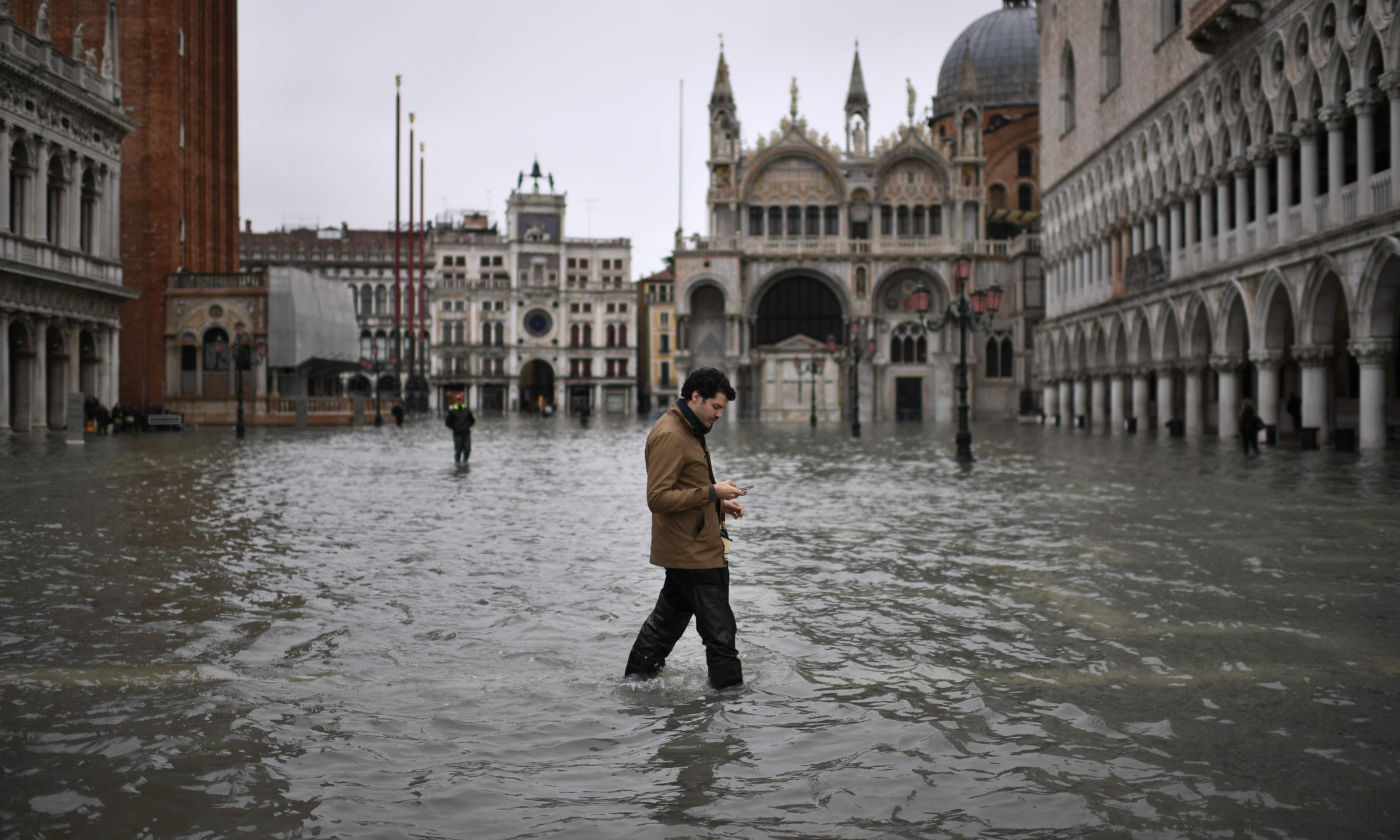 Deep trouble: can Venice hold back the tide?
