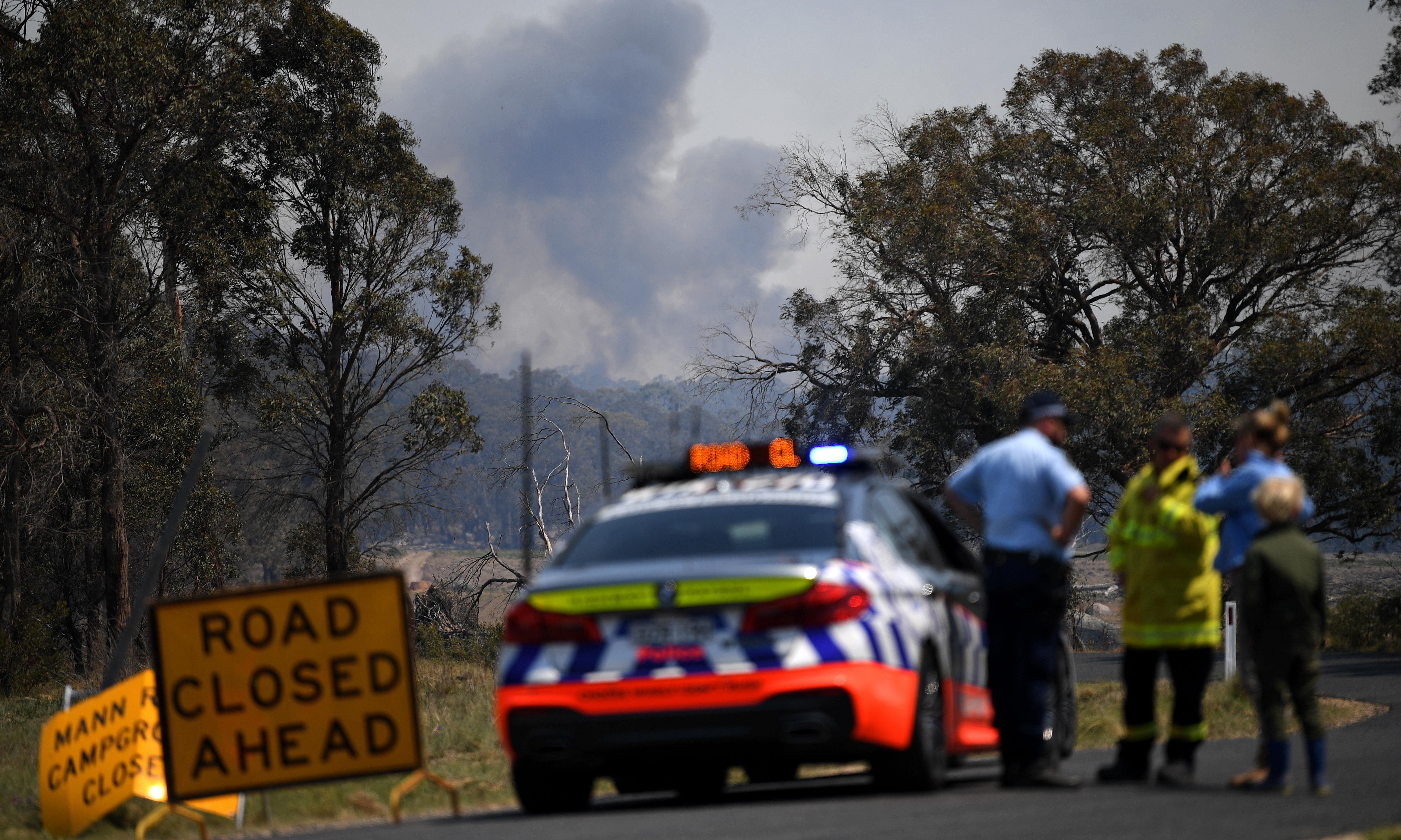 NSW and Queensland fires: Sydney to face catastrophic fire danger for first time