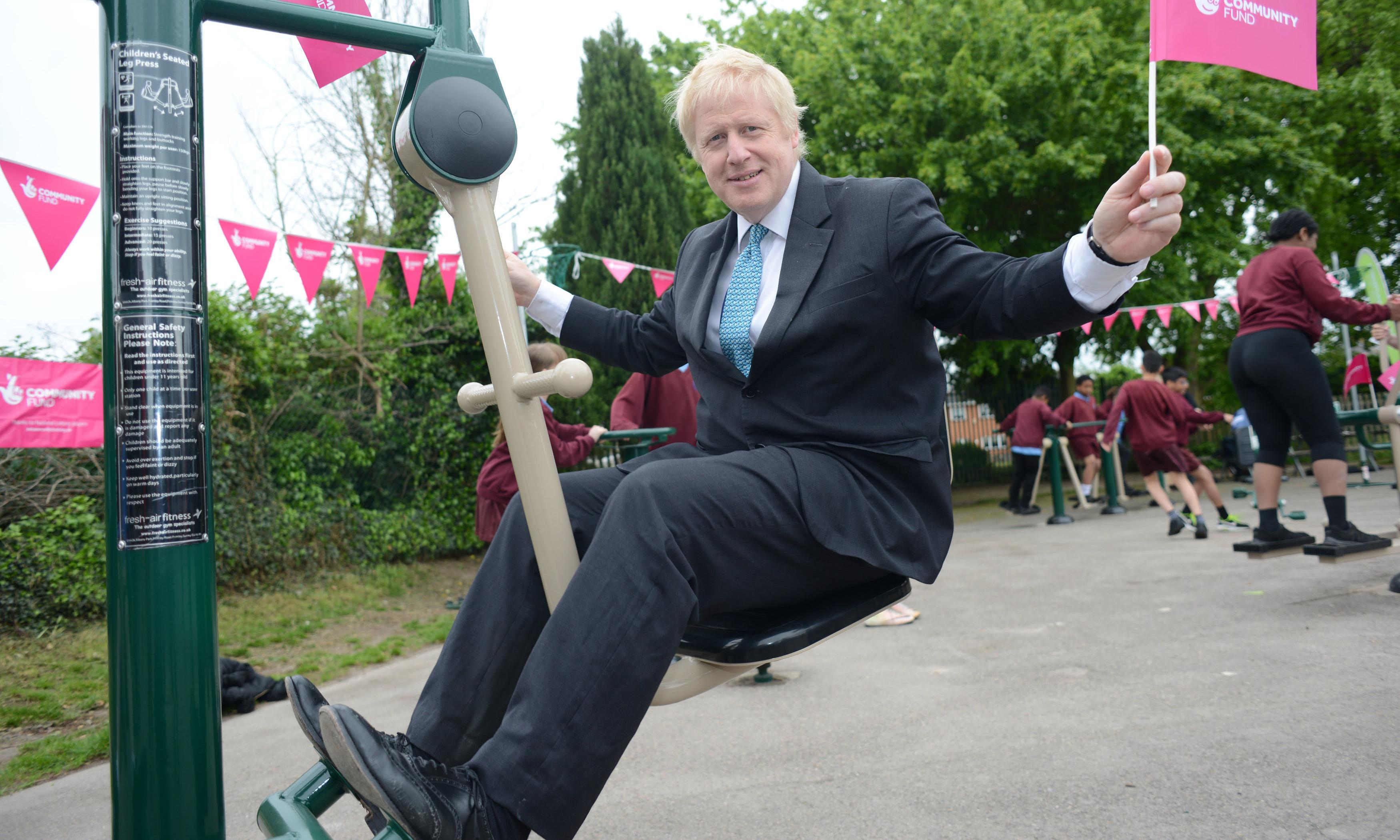 There's nothing safe about Boris Johnson's seat