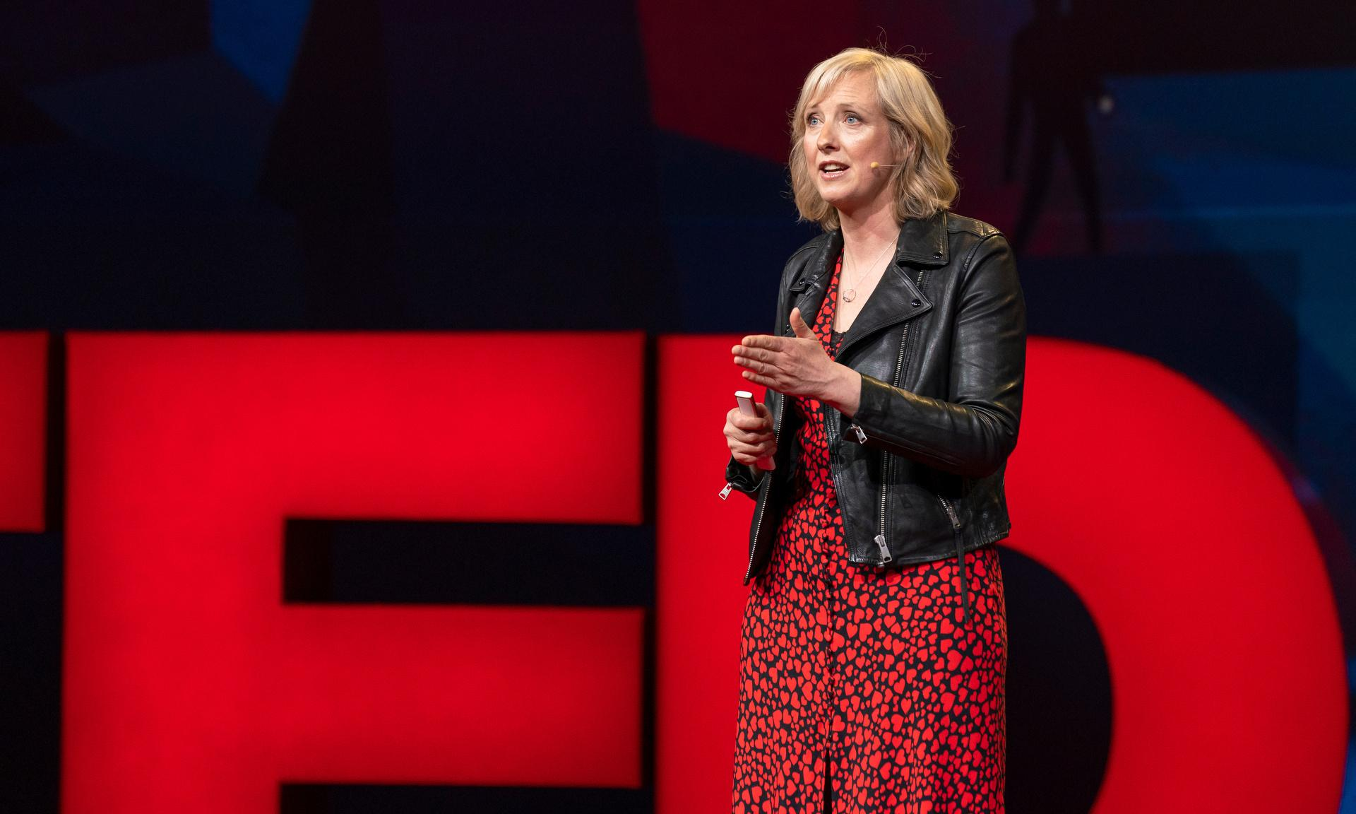 My TED talk: how I took on the tech titans in their lair