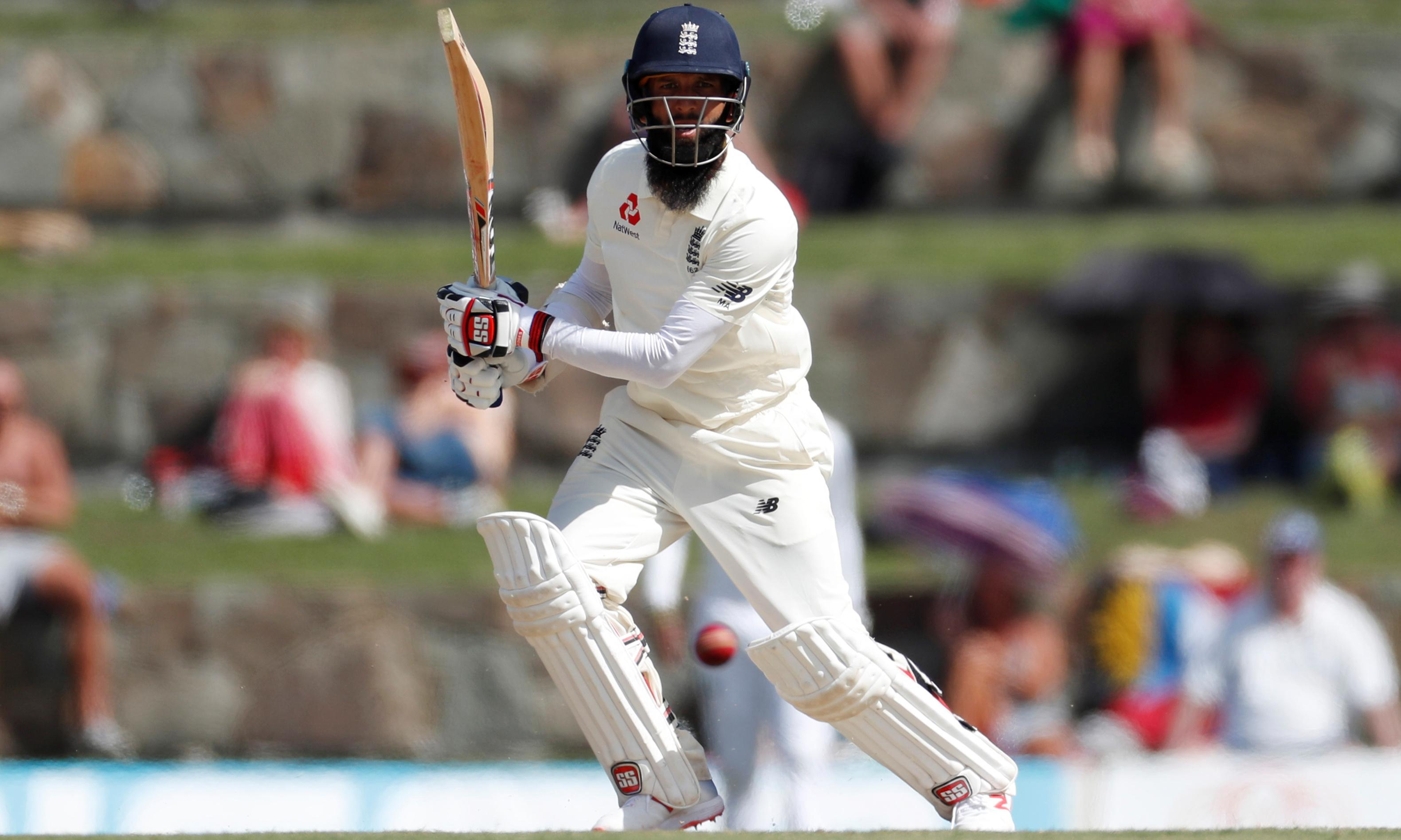 England's contract issue central to the international future for Moeen Ali