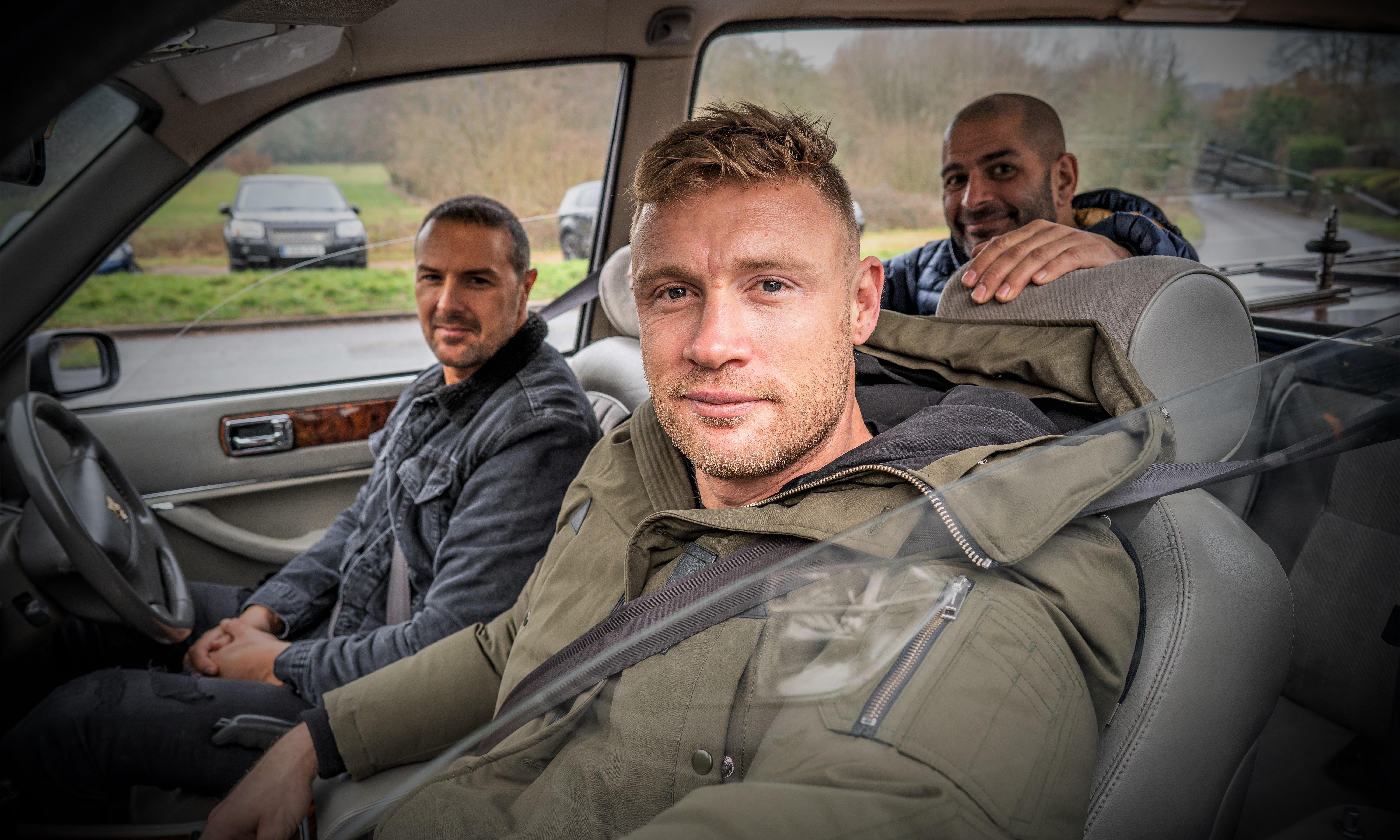 'There's hugs and nice bits': new Top Gear aims for emotional depth
