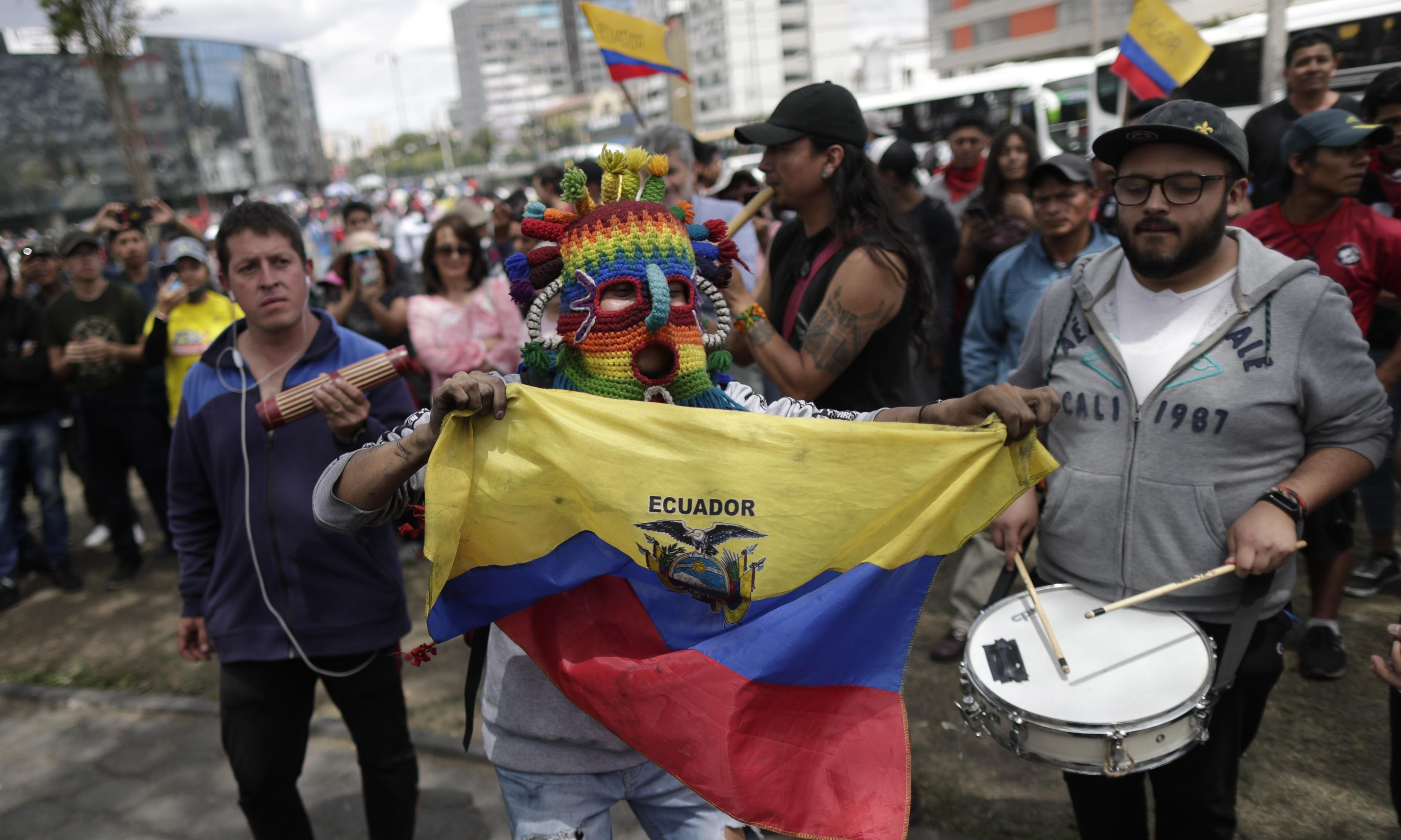 Ecuador: deal marks bittersweet win for indigenous protesters after deaths