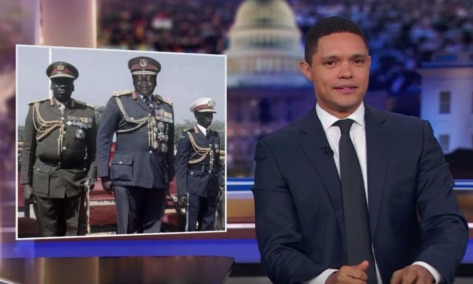 Trevor Noah: Trump acting like 'a dictator accused of war crimes'