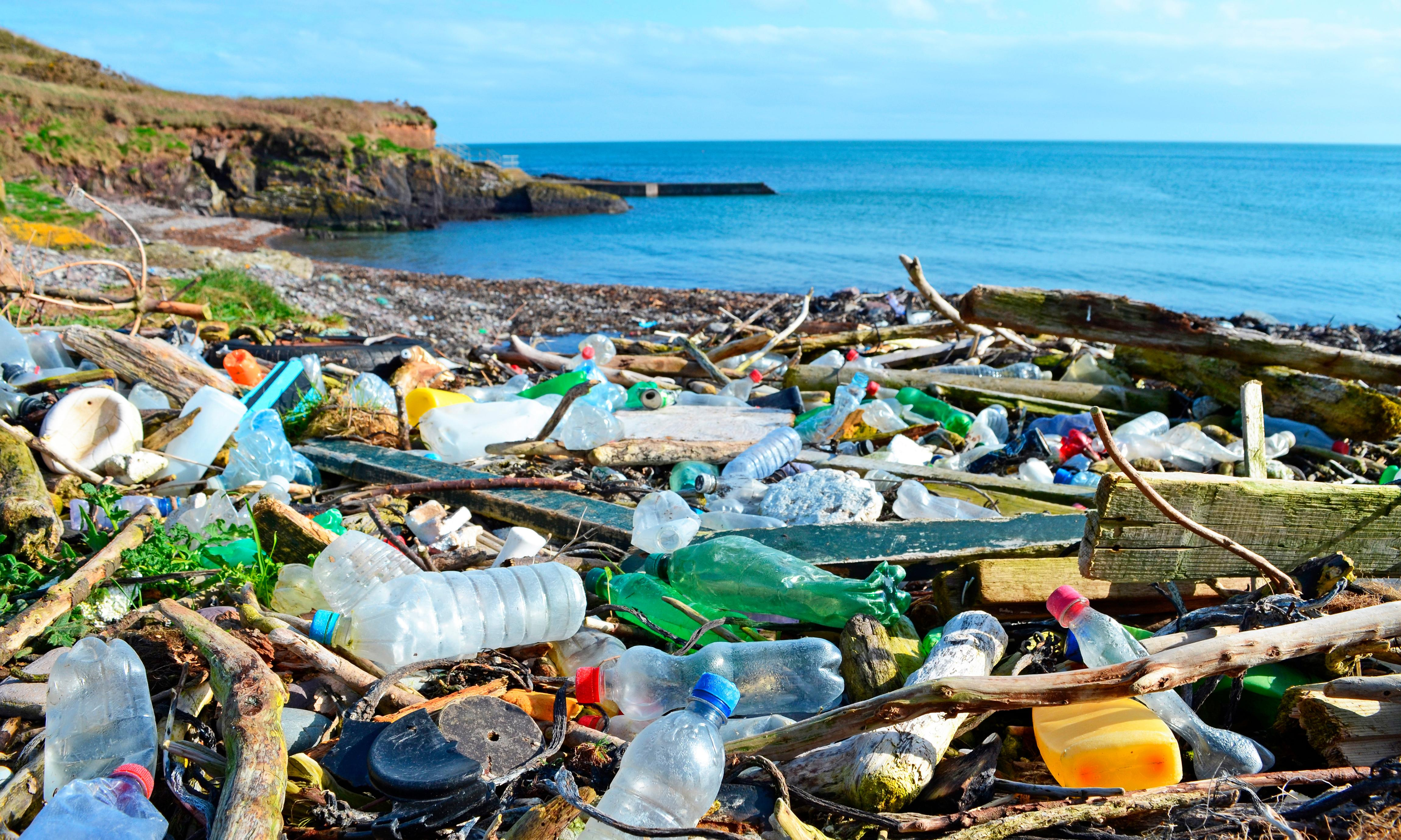 Founders of plastic waste alliance 'investing billions in new plants'