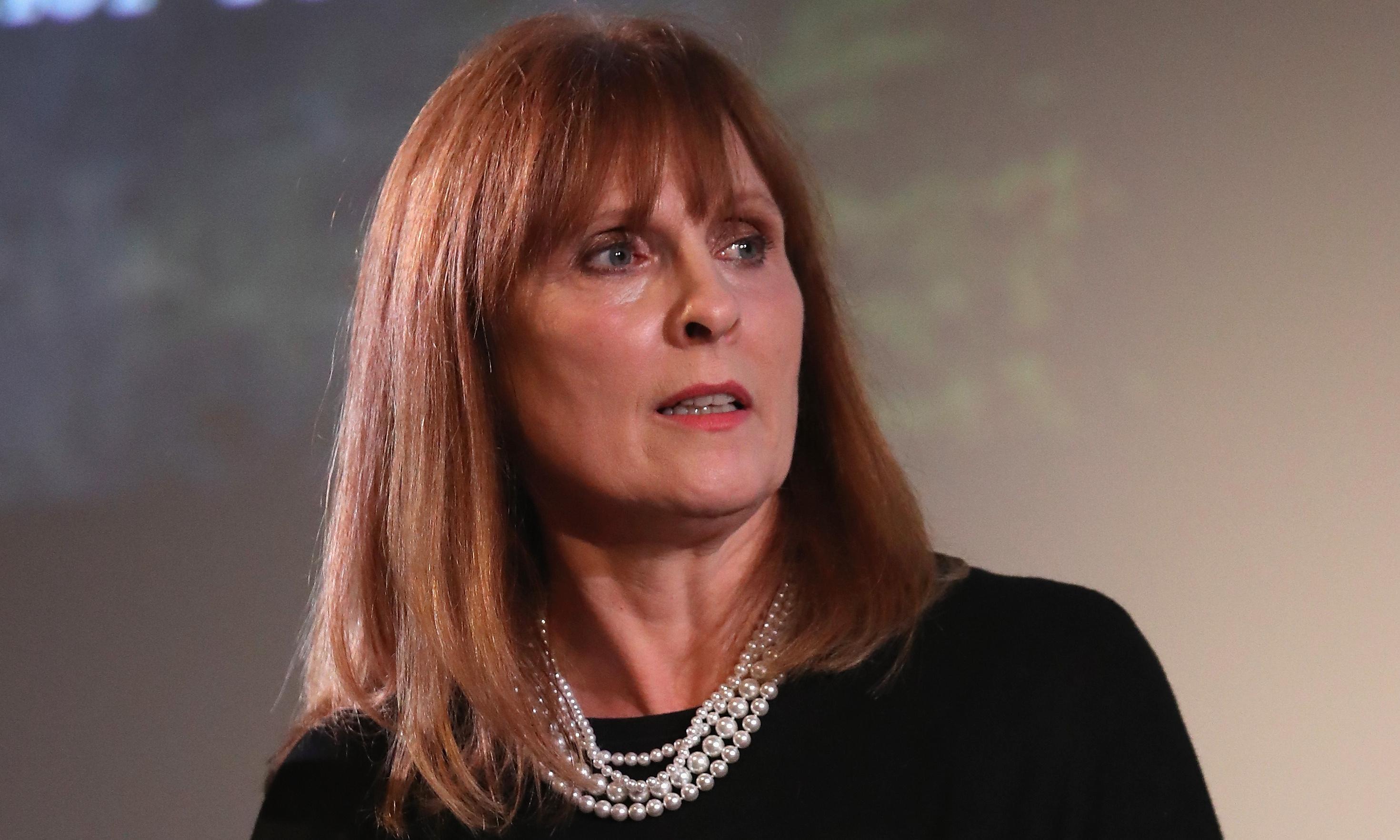 Debbie Horsfield says postnatal depression helped her write Poldark