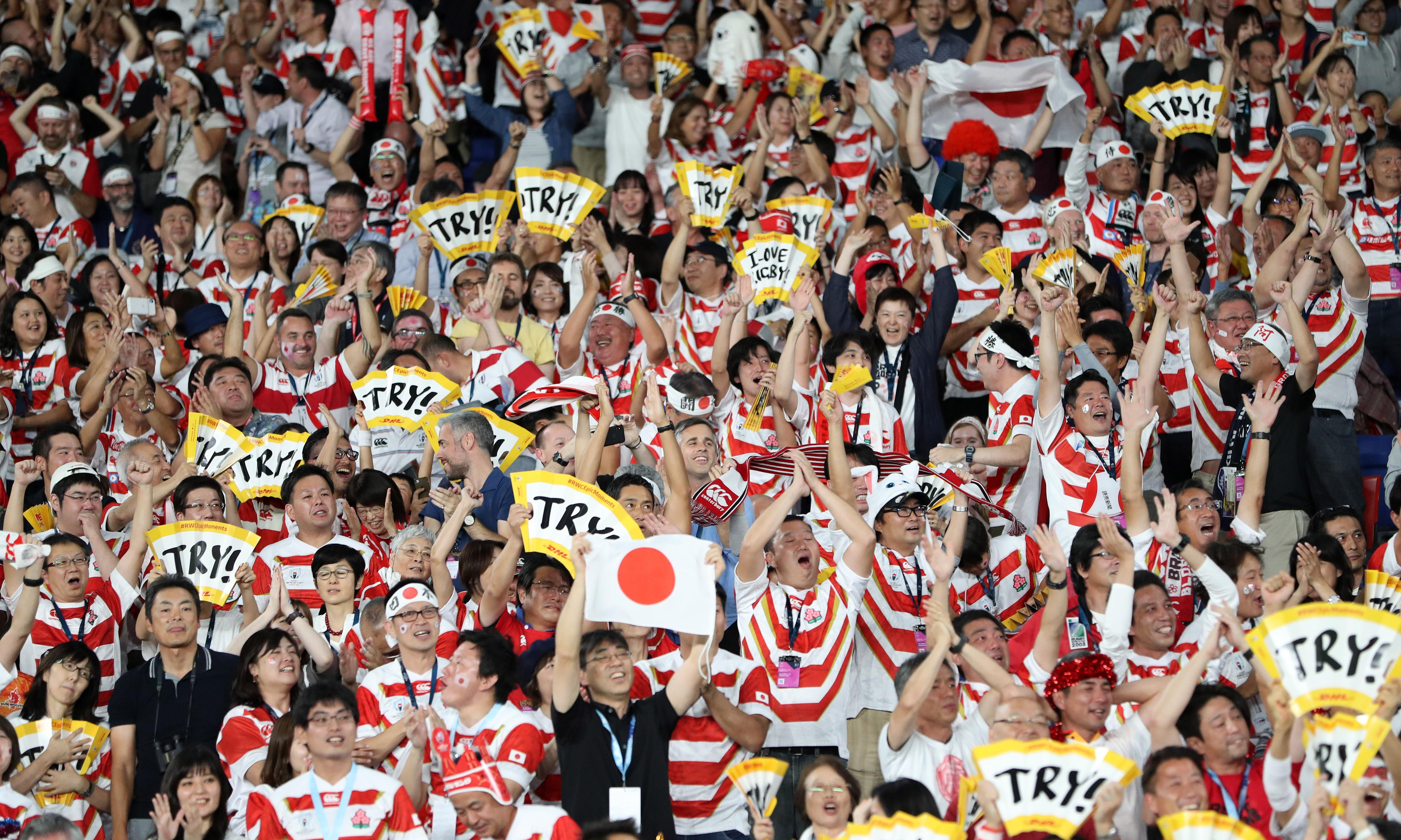 It is time to capitalise on Japan's success and start the Seven Nations