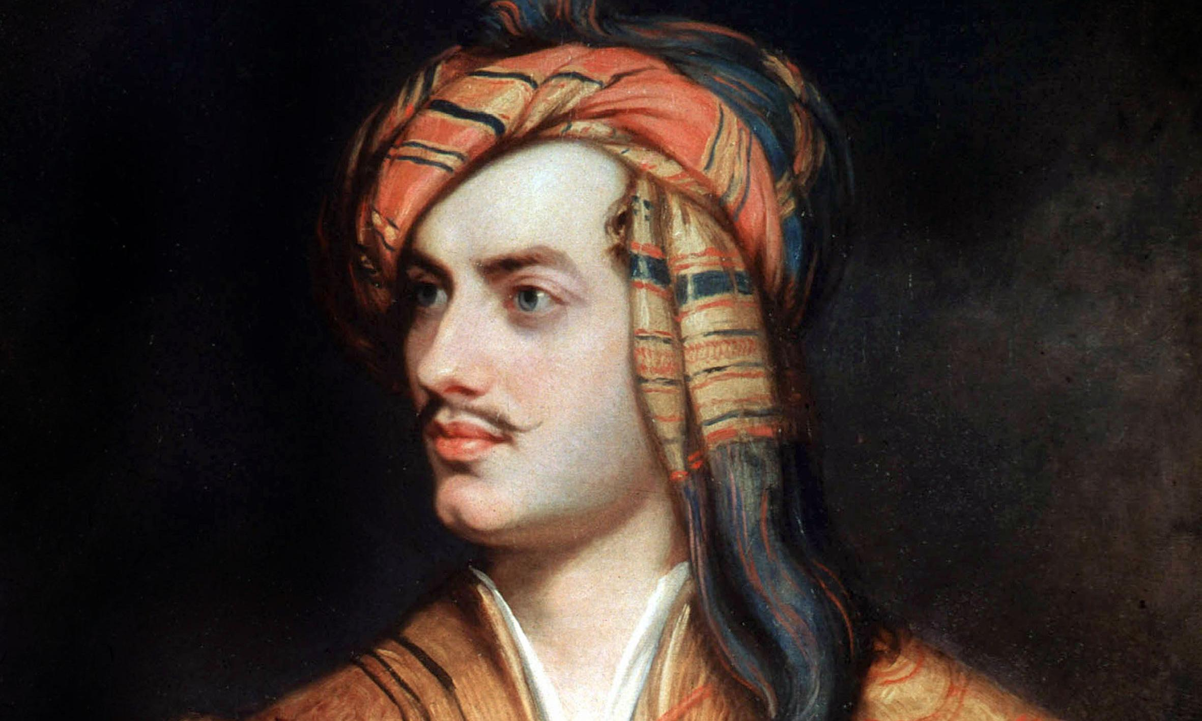 The Private Life of Lord Byron by Antony Peattie review – portrait of a paradox