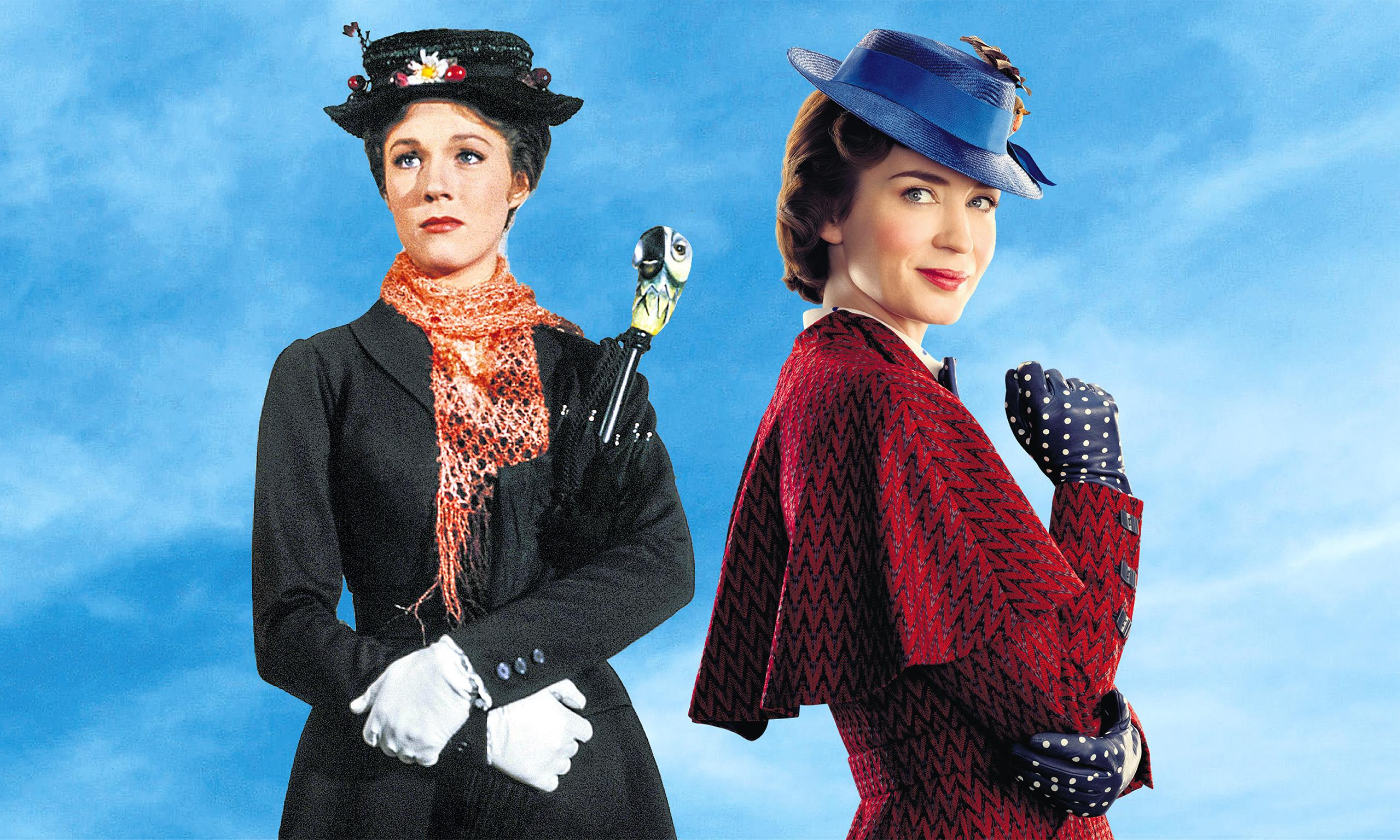 Mary Poppins: why we need a spoonful of sugar more than ever