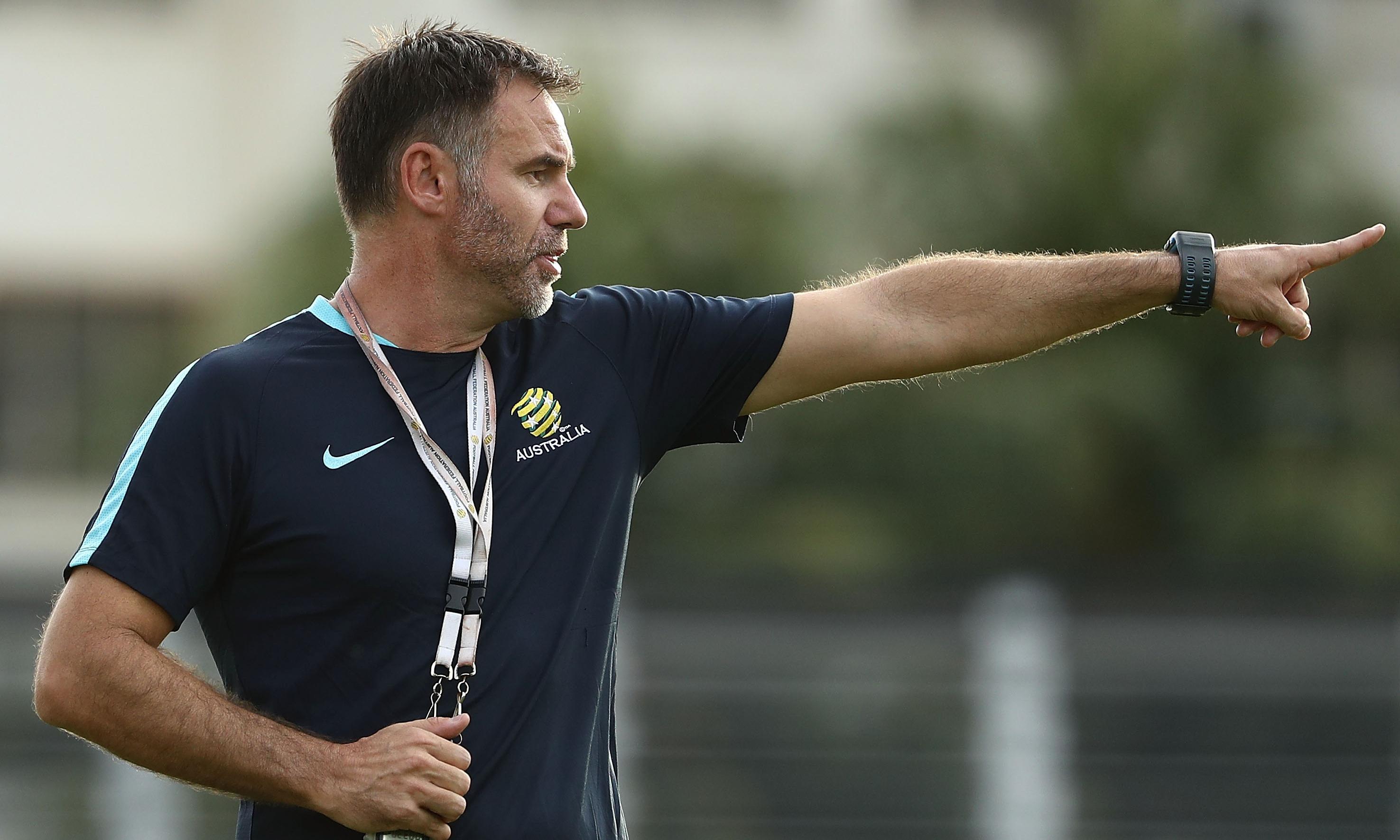 Ante Milicic confirmed as Matildas head coach for World Cup
