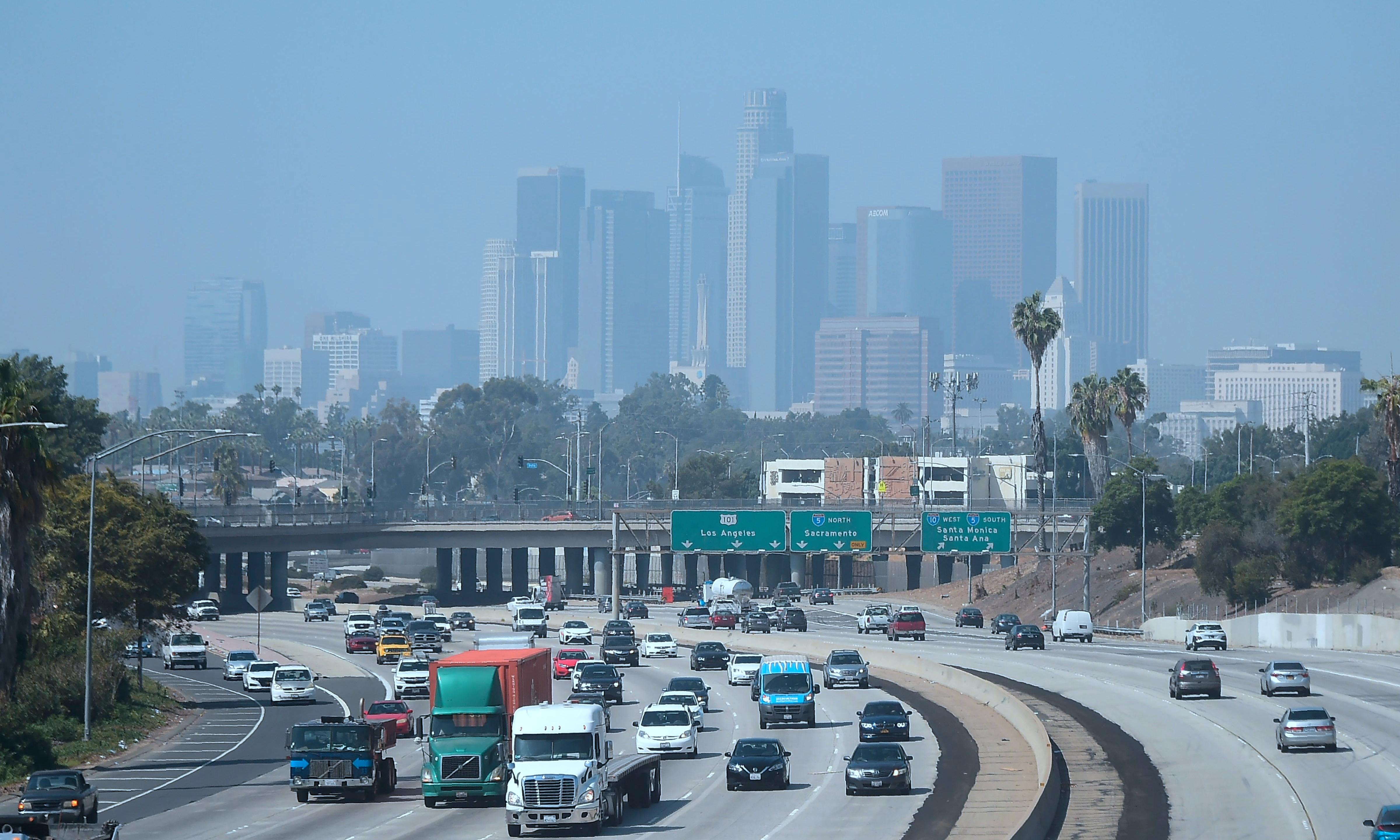 Millions more Americans breathing dirty air as planet warms, study finds