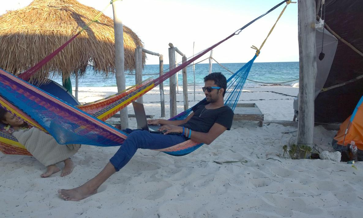 The world is my office: why I chose to become a digital nomad worker