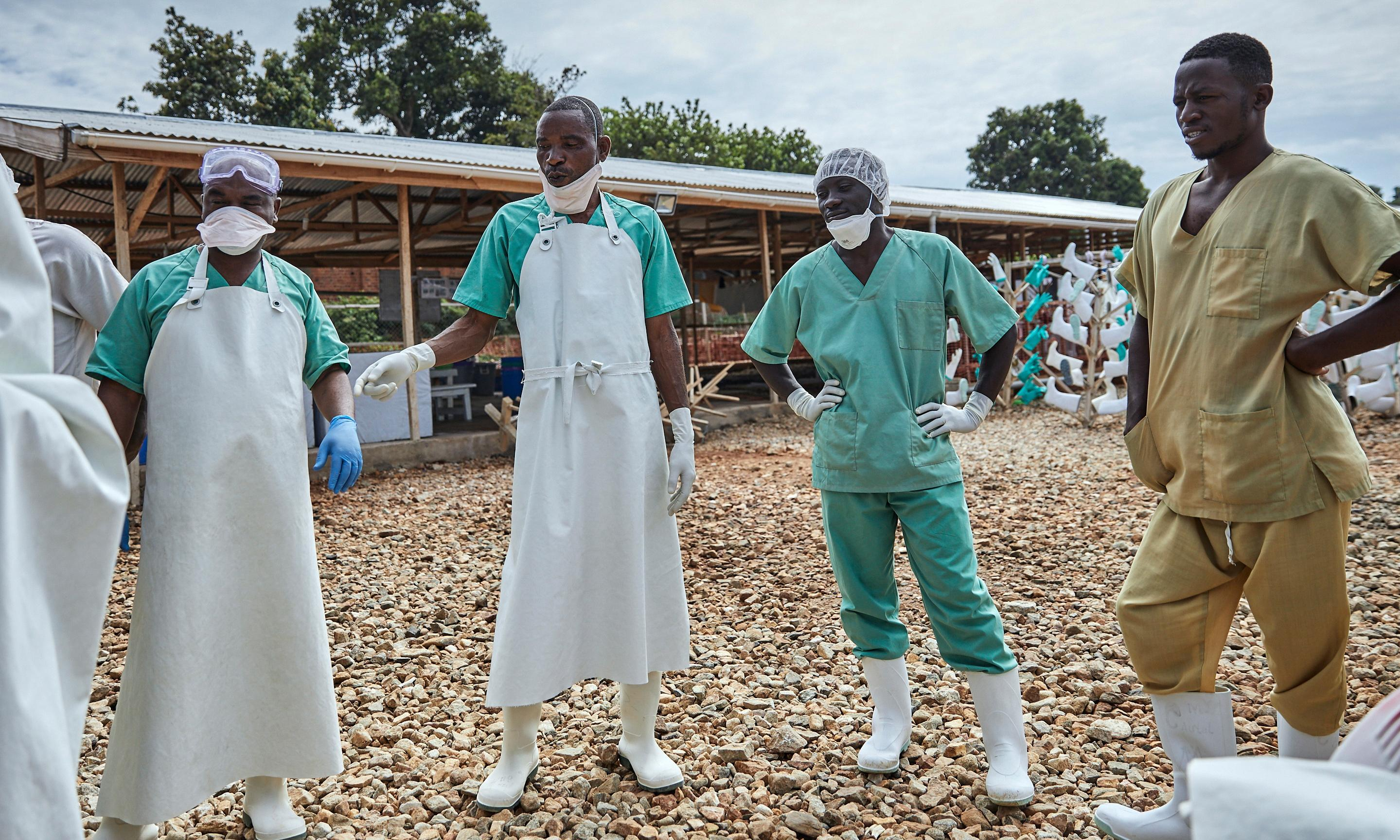 The DRC needs our help to tackle Ebola