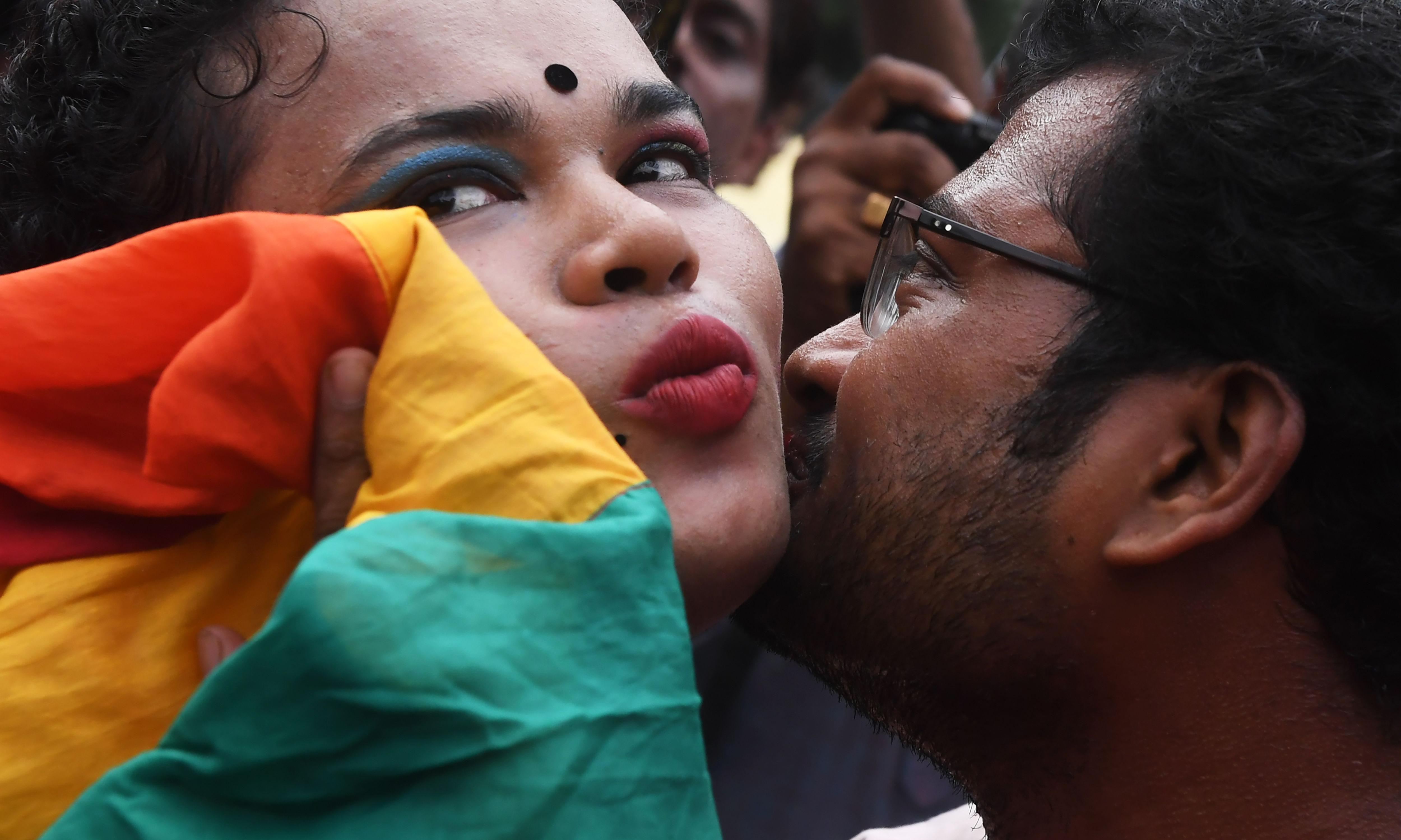 This is the start of a new era for India's LGBT communities