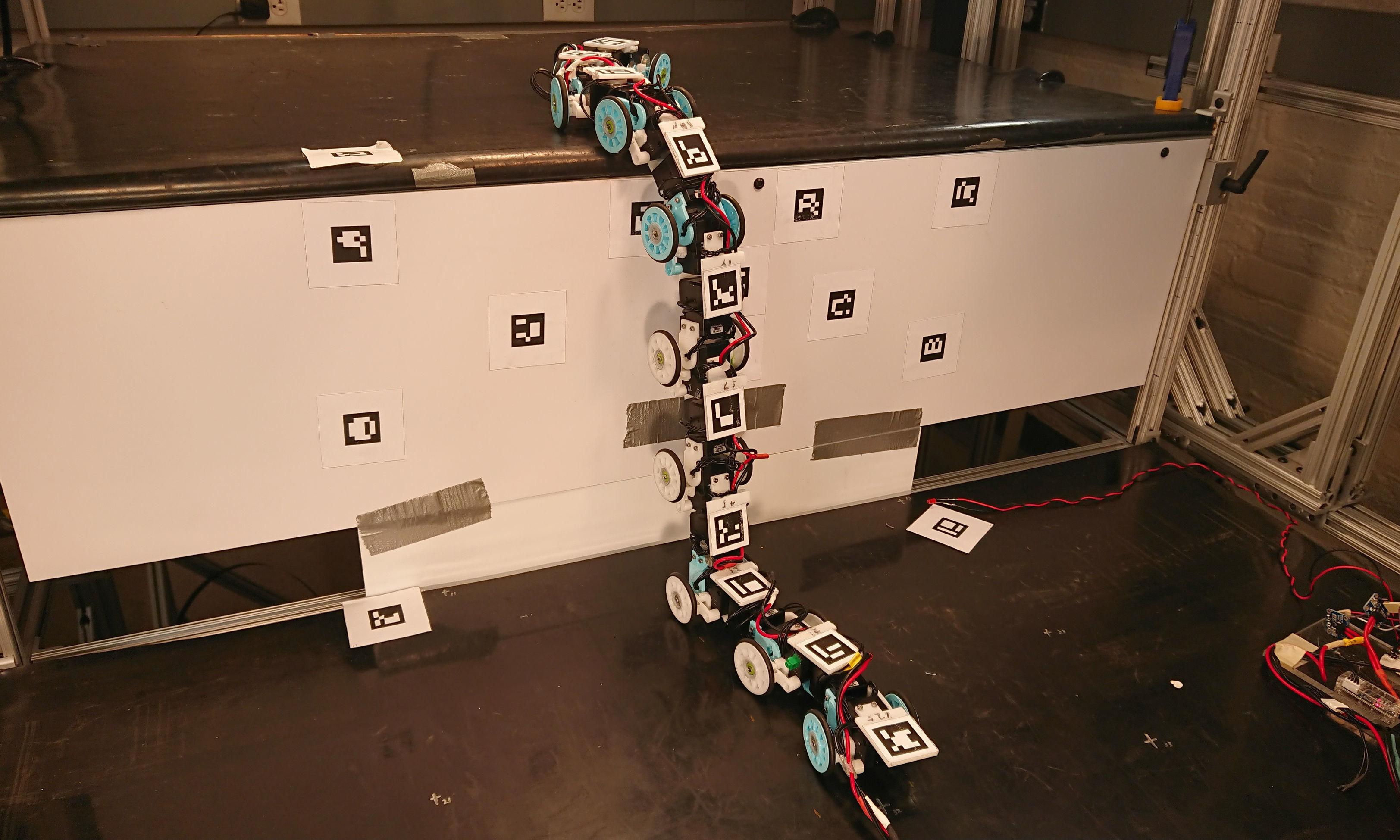 Scientists build robot snake that could help in disaster response