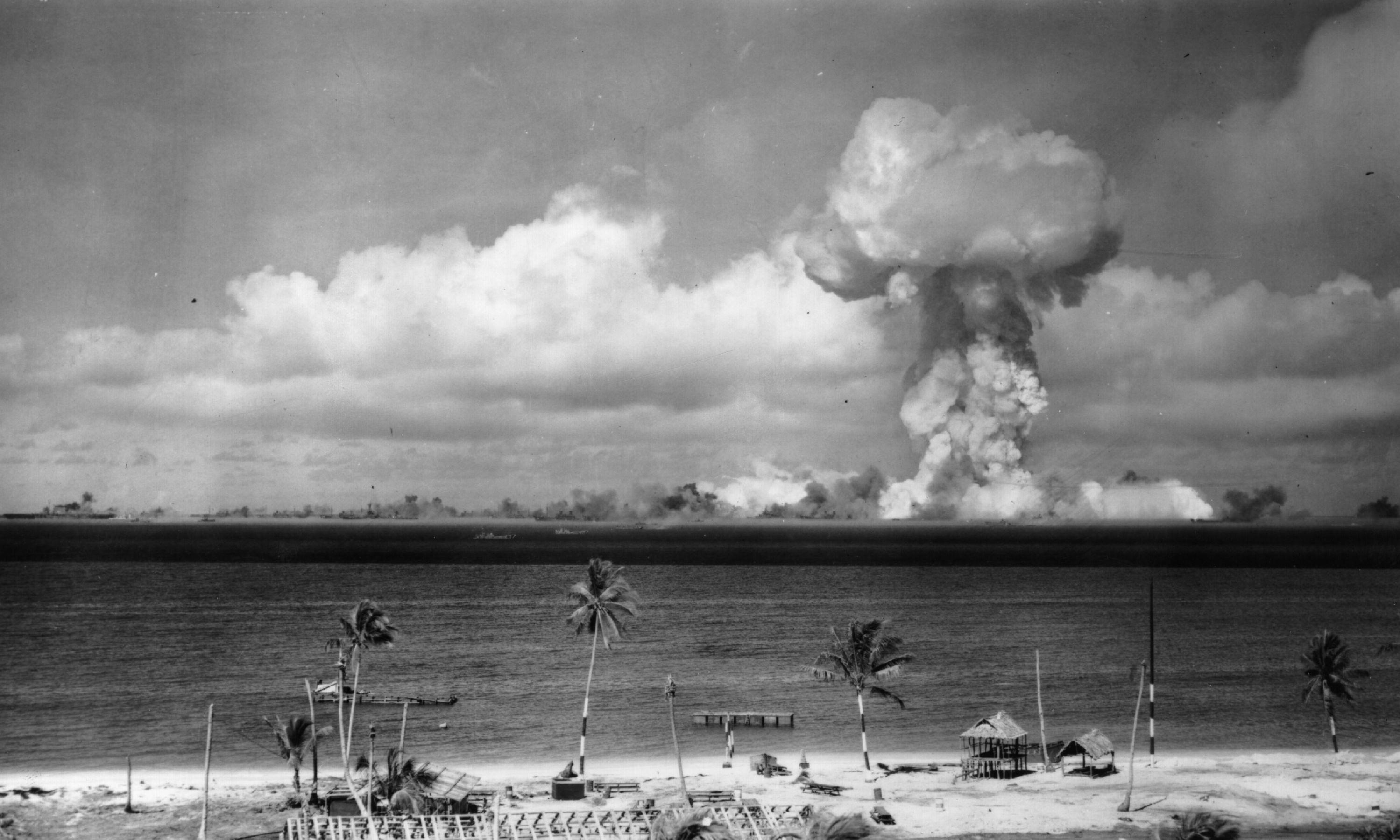 Strategies for nuclear weapons and waste