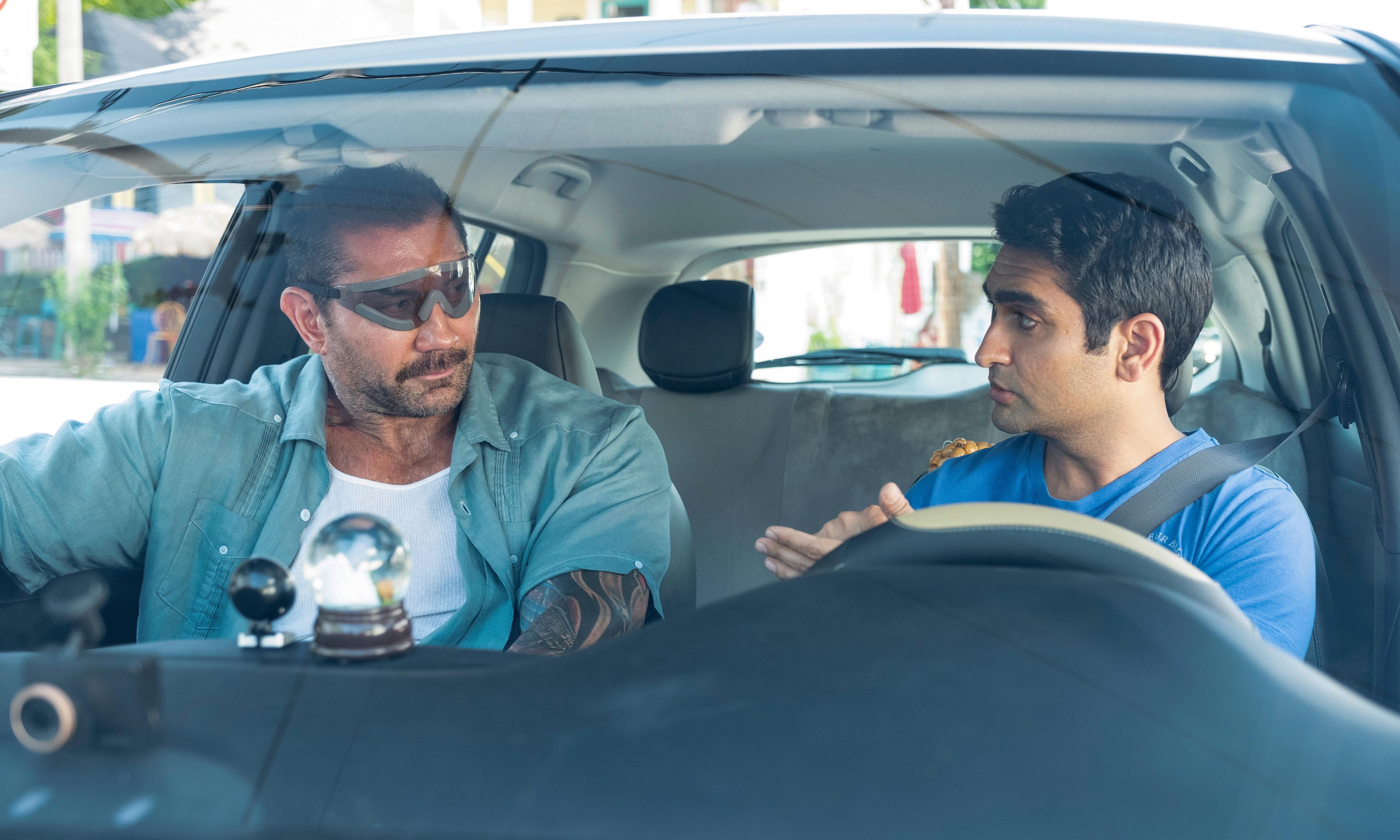 Stuber review – nothing to see here