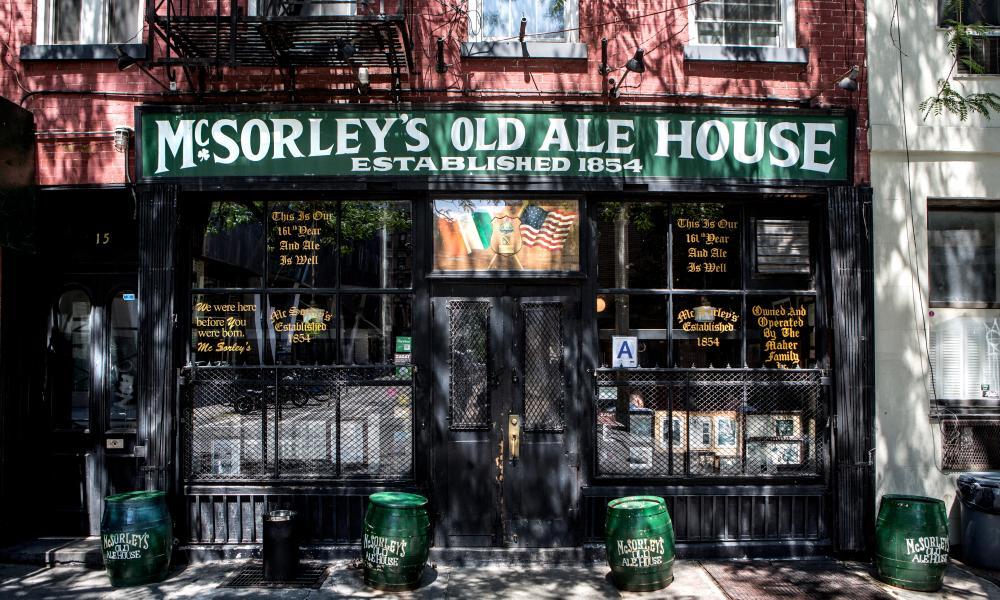 10 Of The Best Irish Bars In New York Eyeslikeplates