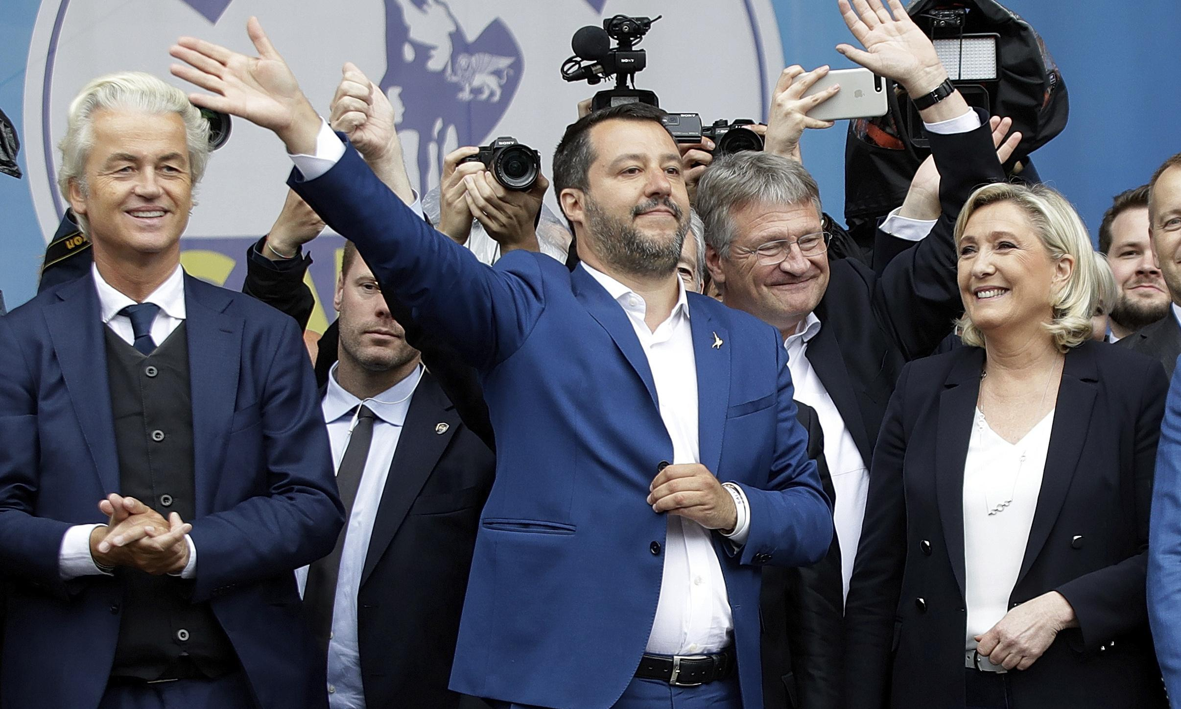 Why Europe's new populists tell so many lies – and do it so shamelessly